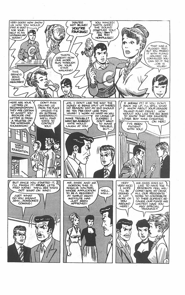 Read online Men of Mystery Comics comic -  Issue #22 - 19
