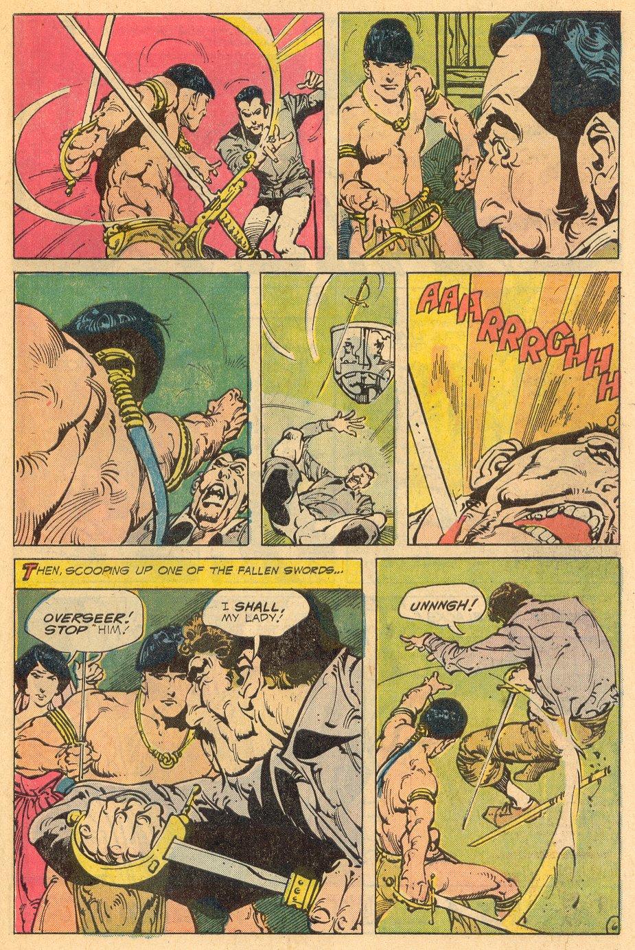 Read online Adventure Comics (1938) comic -  Issue #432 - 23
