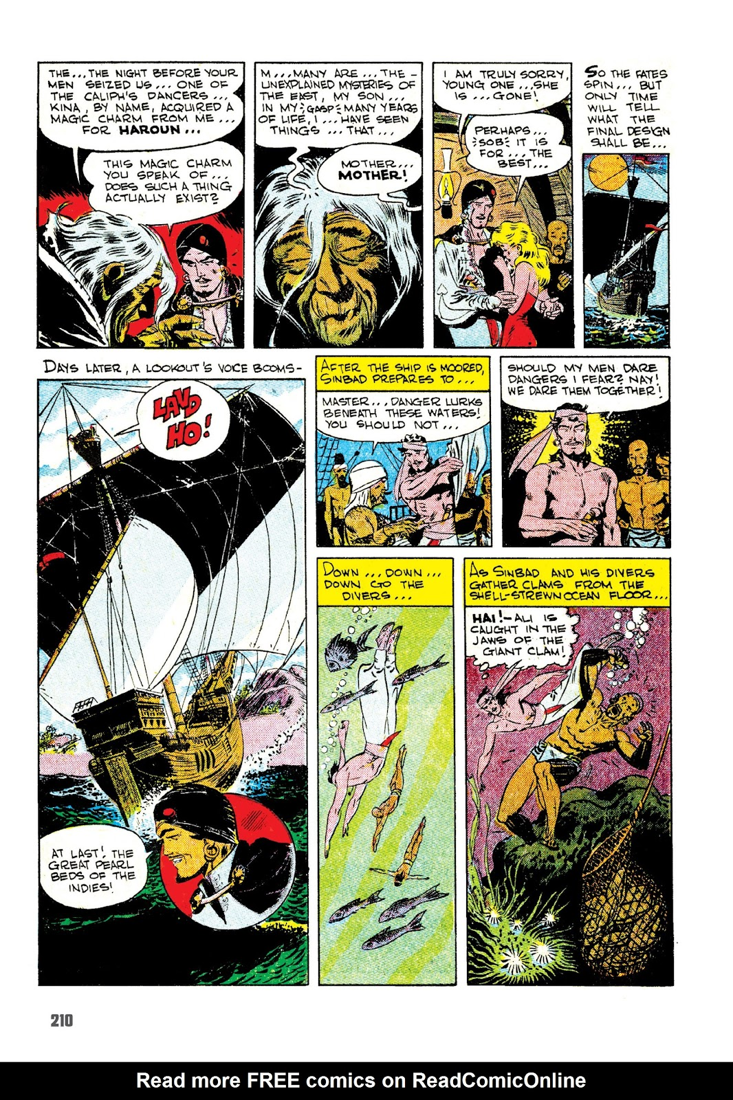 Read online The Joe Kubert Archives comic -  Issue # TPB (Part 3) - 21