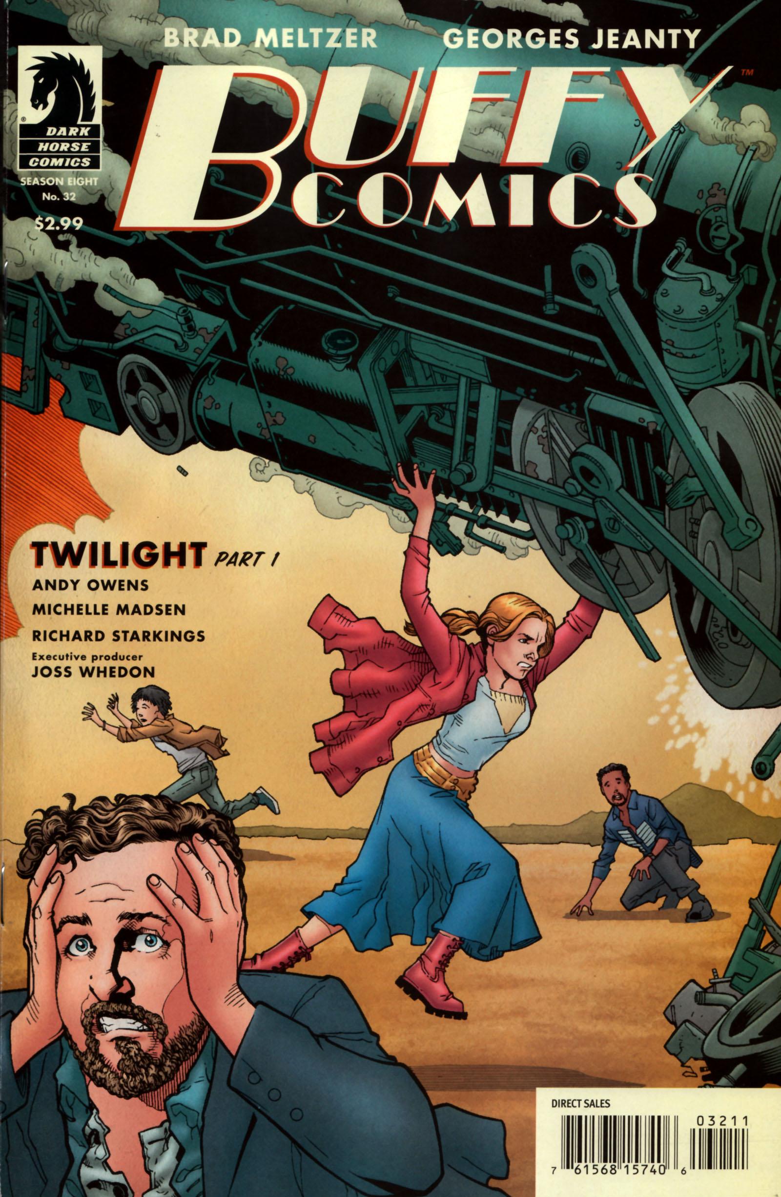 Buffy the Vampire Slayer Season Eight 32 Page 1