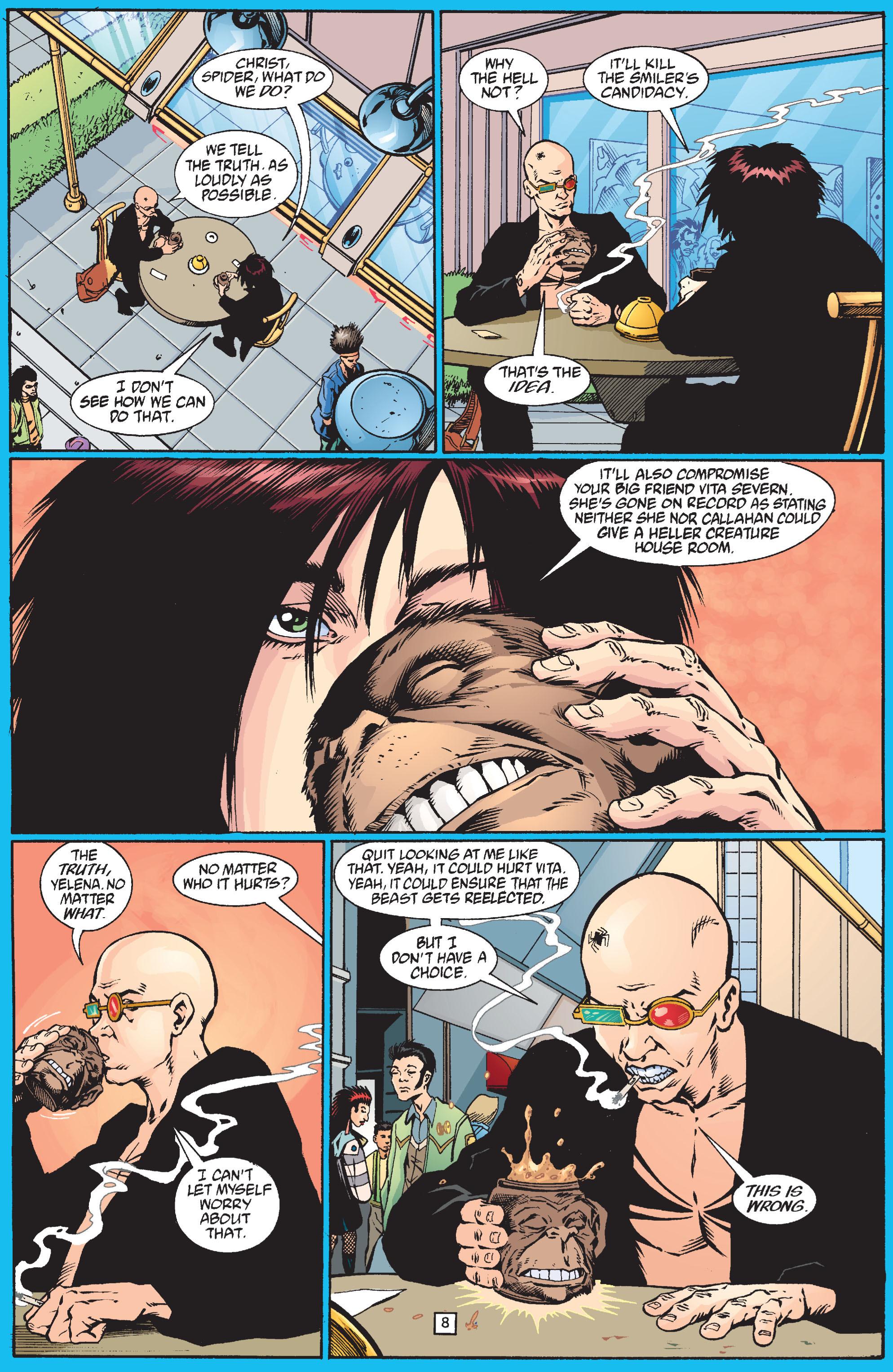 Read online Transmetropolitan comic -  Issue #18 - 9
