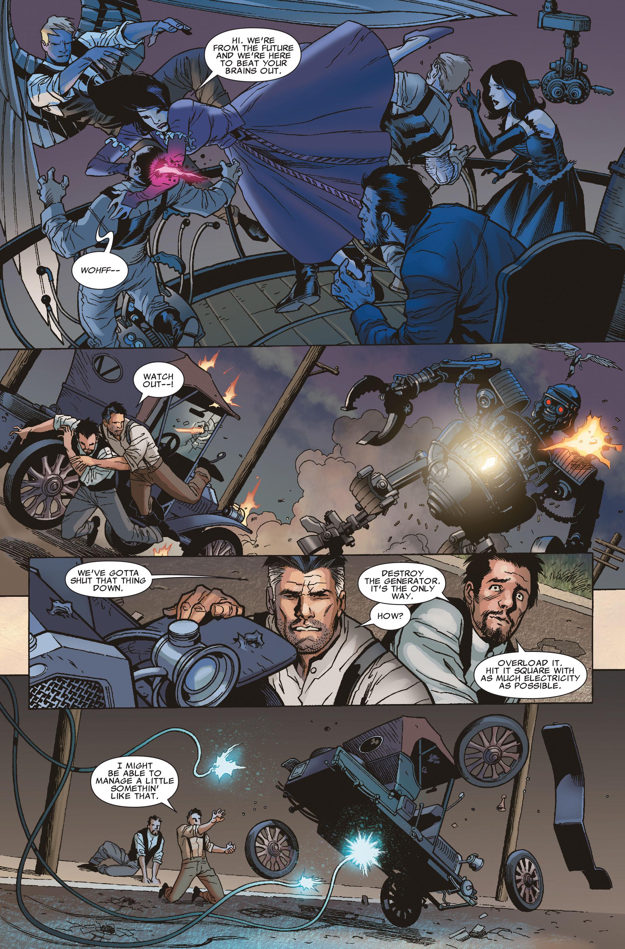 Read online Uncanny X-Men (1963) comic -  Issue #512 - 33