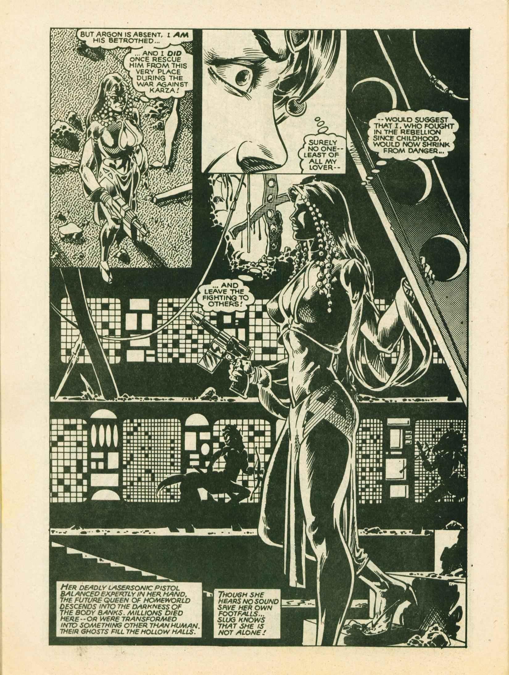 Read online Future Tense comic -  Issue #18 - 22