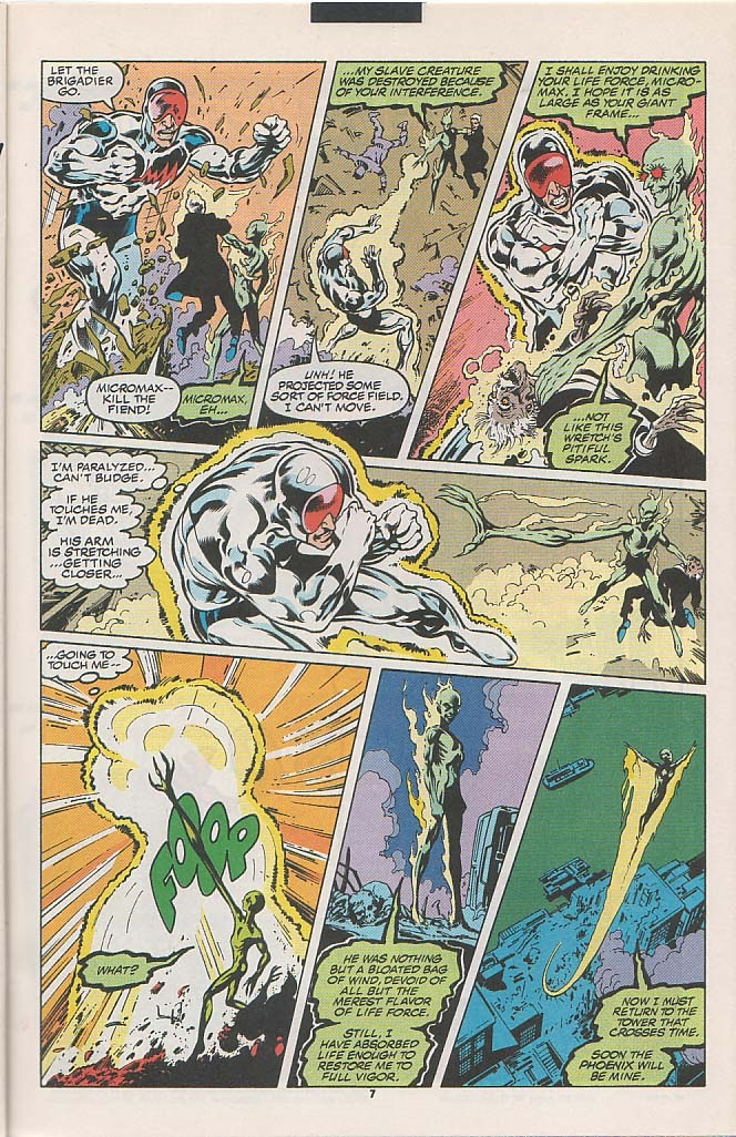 Excalibur (1988) issue 49 - Page 7