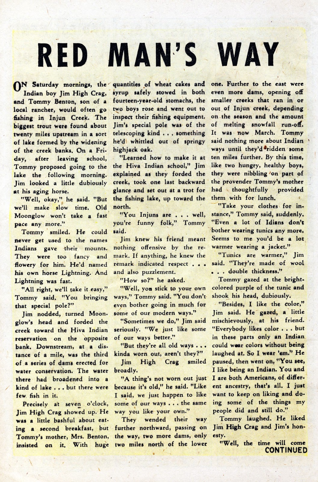 Gunsmoke Western issue 61 - Page 8