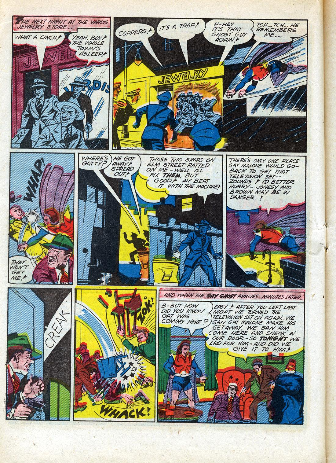 Read online Sensation (Mystery) Comics comic -  Issue #26 - 38