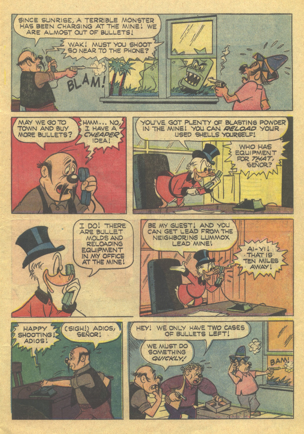 Read online Uncle Scrooge (1953) comic -  Issue #83 - 9