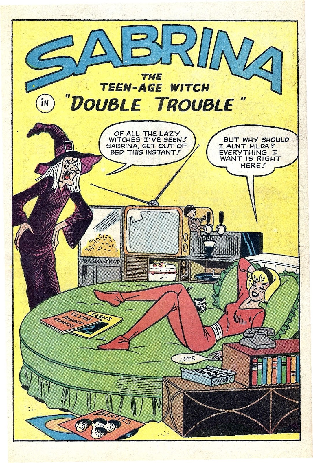 Archie's Madhouse issue Annual 6 - Page 26