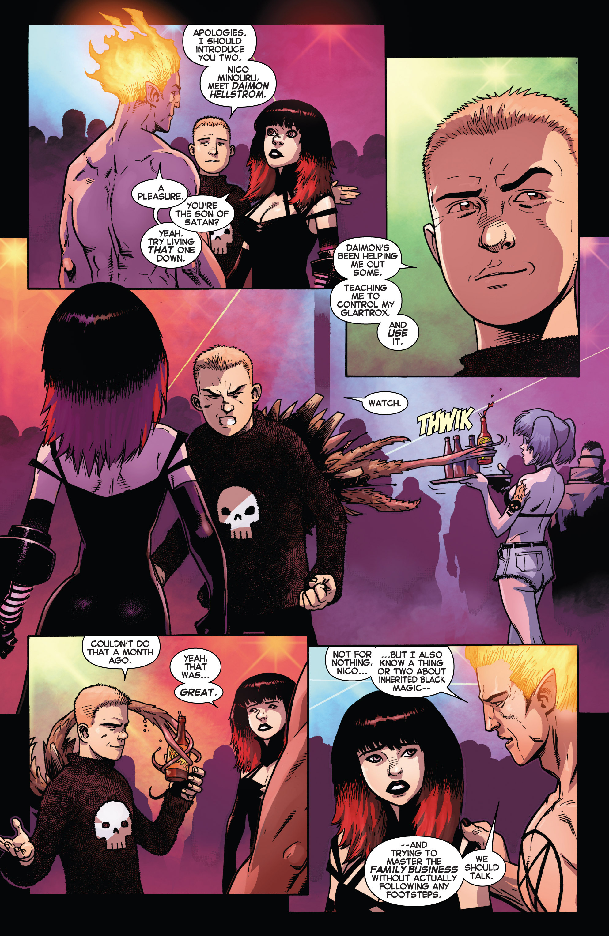 Read online Avengers Undercover comic -  Issue #2 - 14