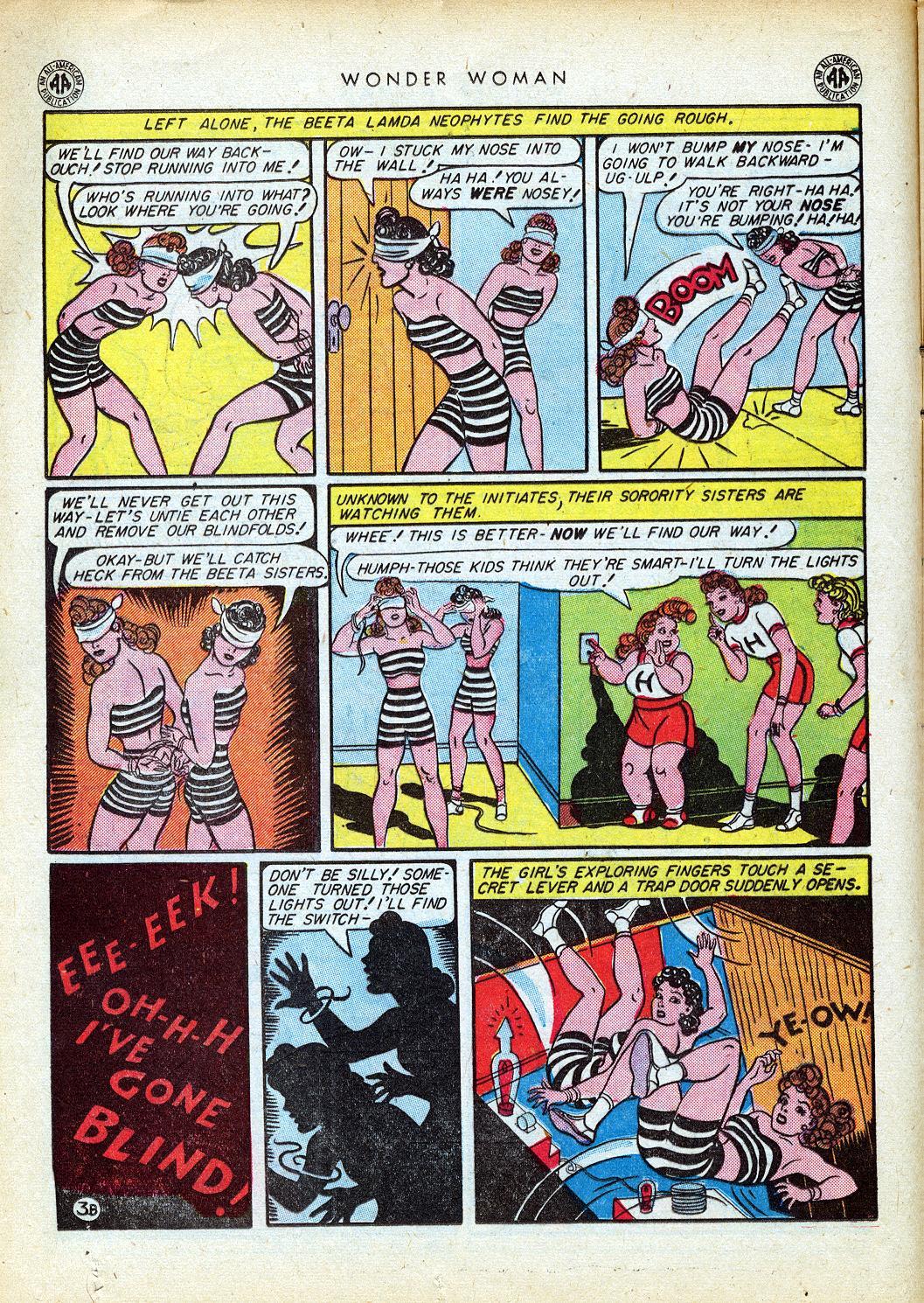 Read online Wonder Woman (1942) comic -  Issue #12 - 16