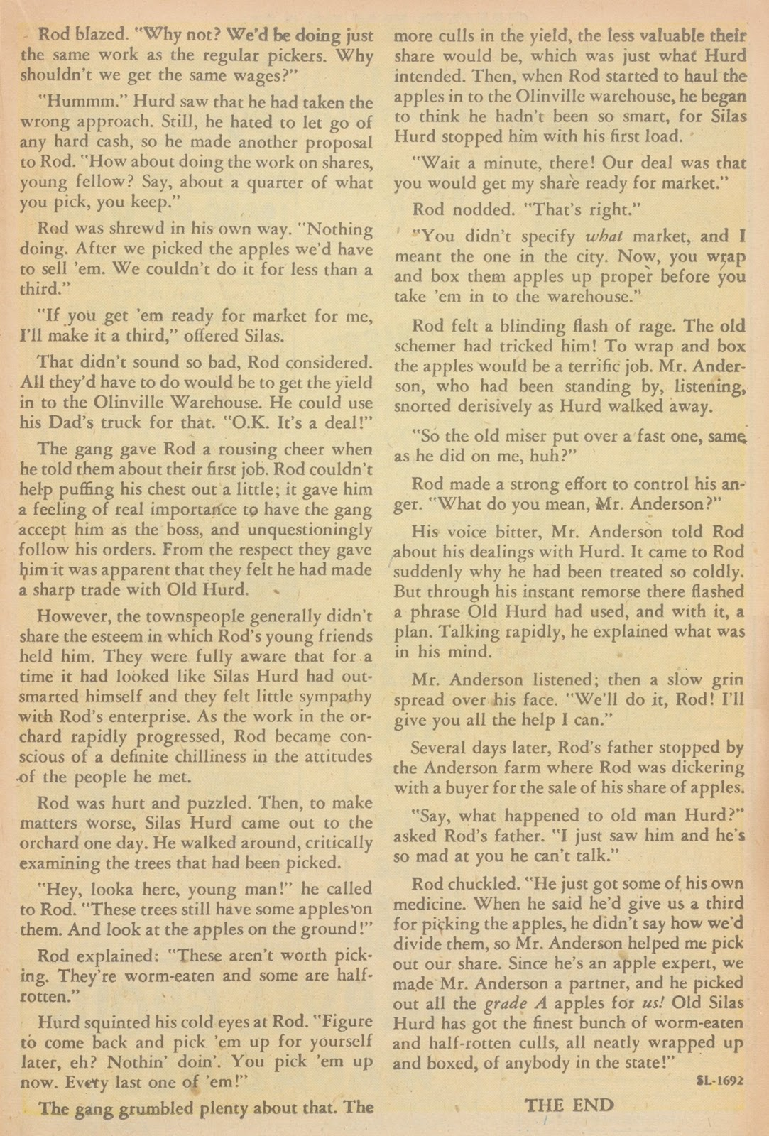 Read online Nellie The Nurse (1945) comic -  Issue #11 - 27