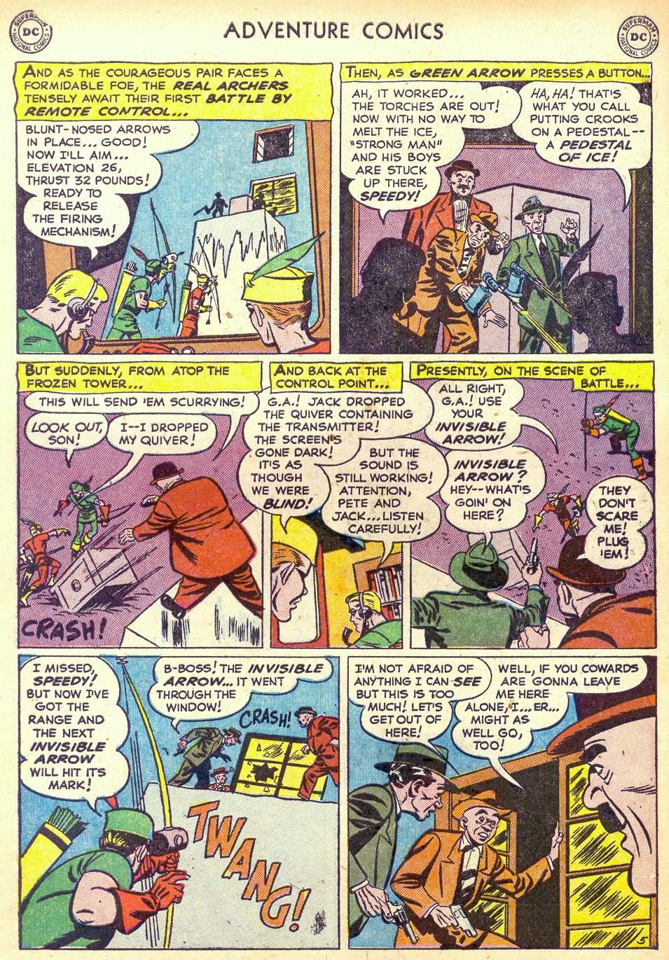 Read online Adventure Comics (1938) comic -  Issue #172 - 37