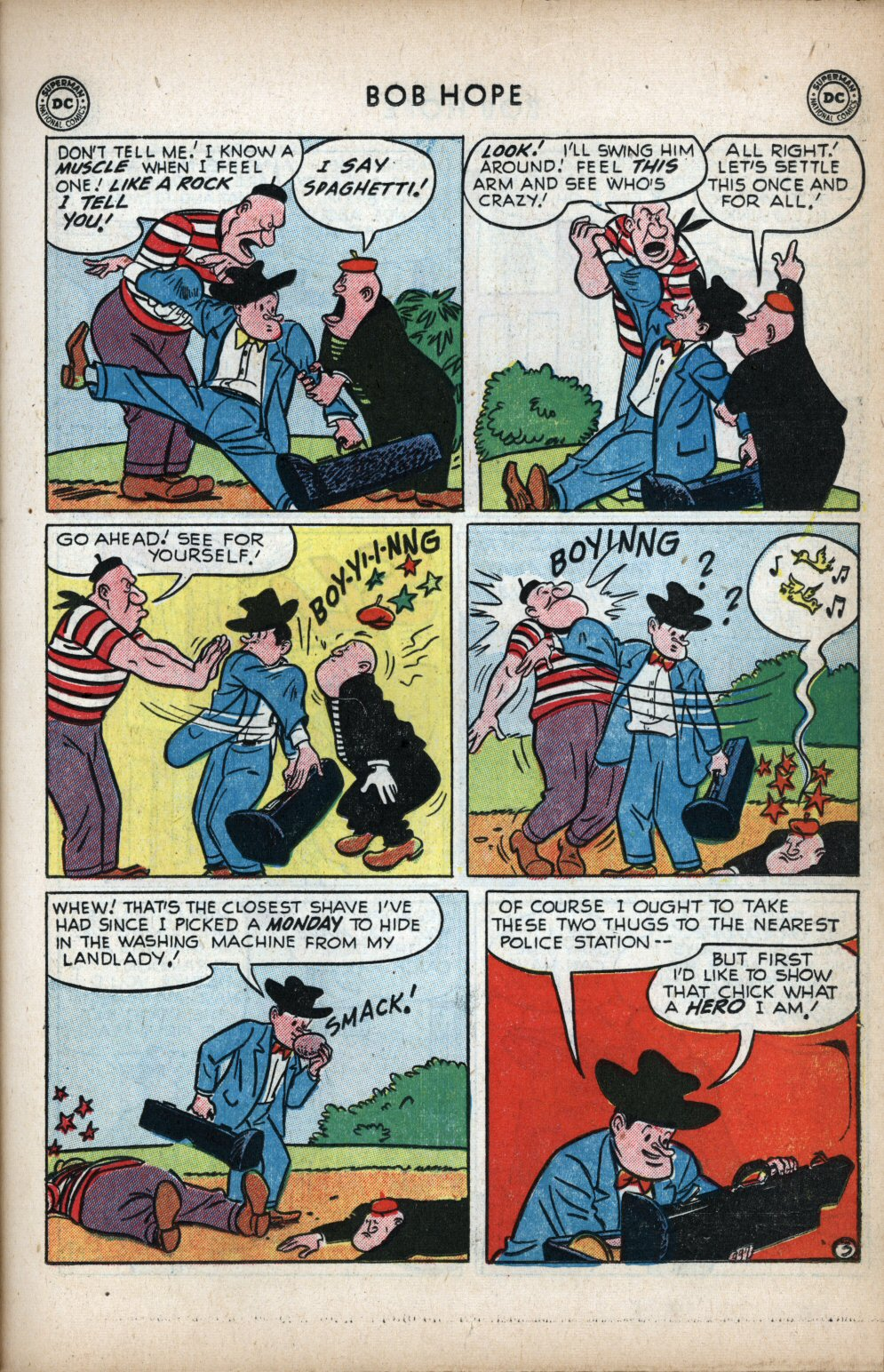 The Adventures of Bob Hope issue 11 - Page 13