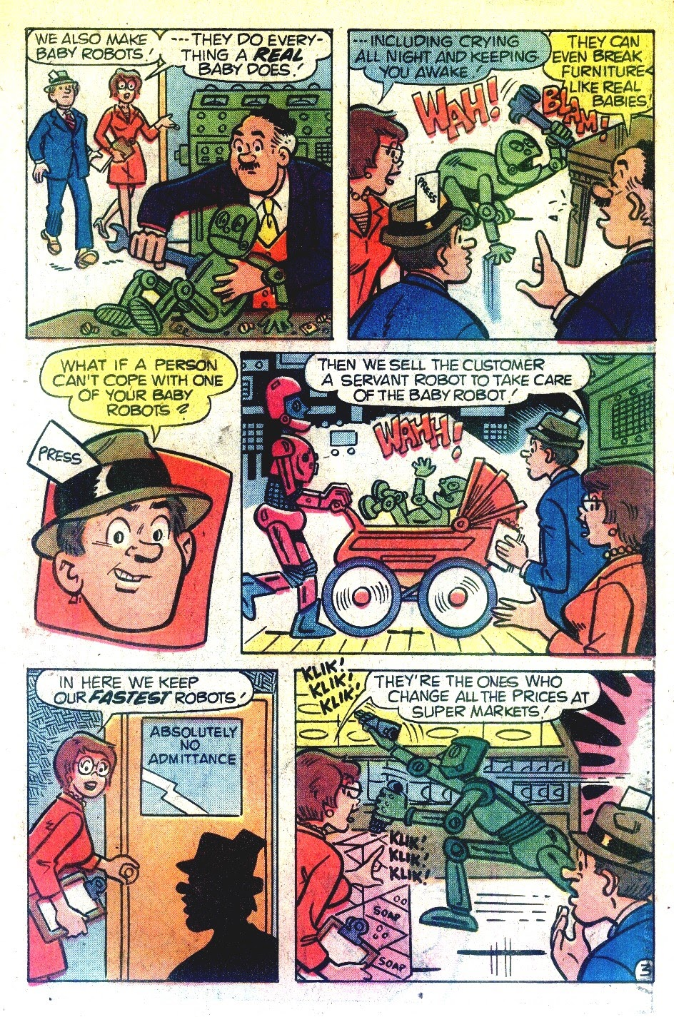Read online Madhouse Comics comic -  Issue #123 - 31