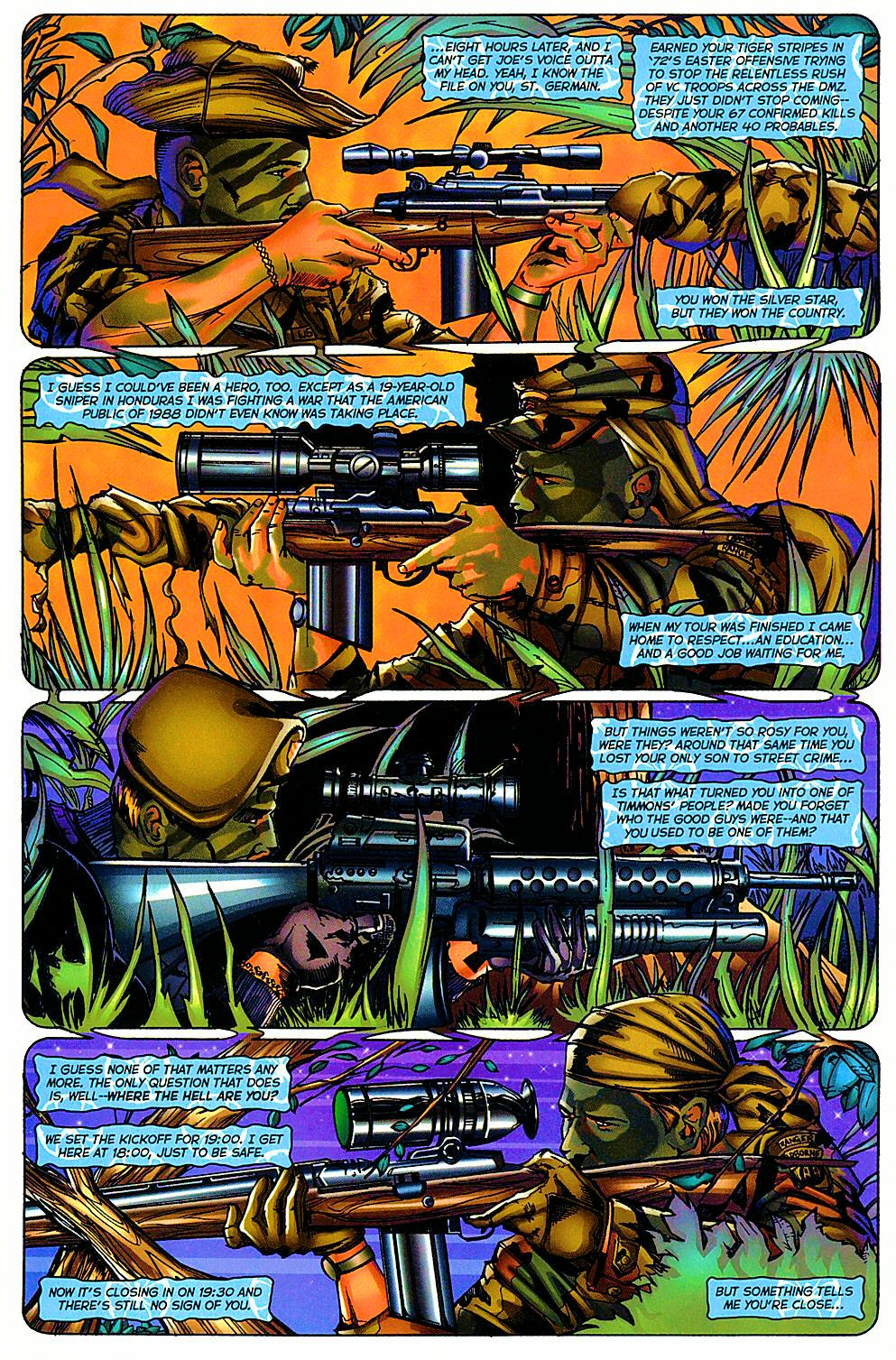 Shi: The Way of the Warrior Issue #11 #11 - English 10