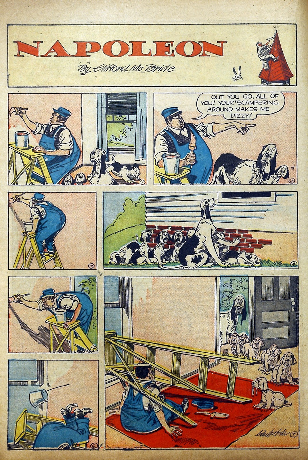 Read online Famous Funnies comic -  Issue #97 - 17
