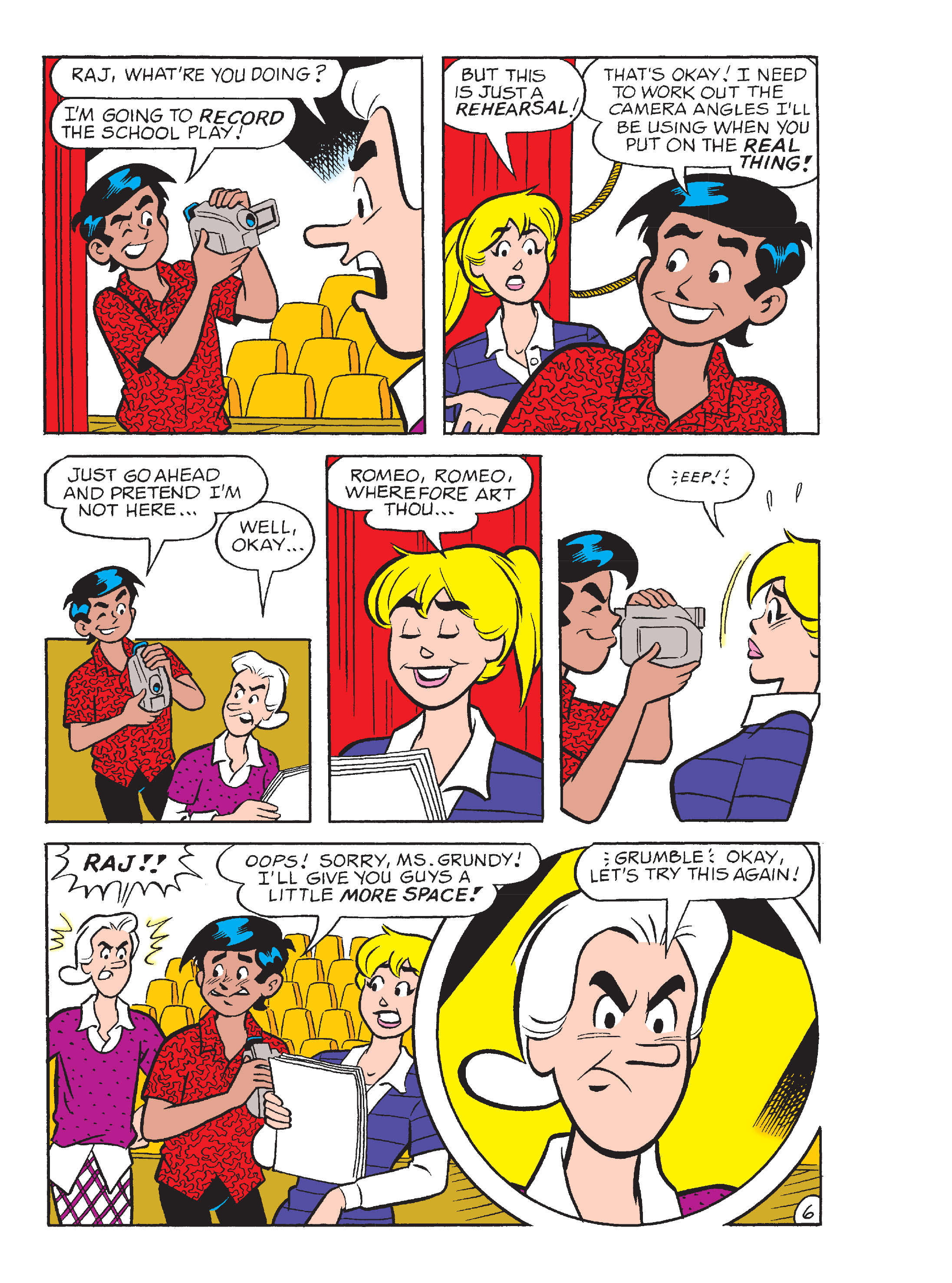 Read online Archie's Funhouse Double Digest comic -  Issue #13 - 29
