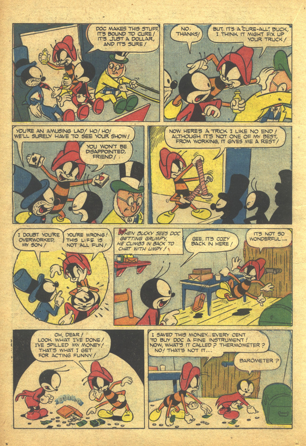 Walt Disney's Comics and Stories issue 103 - Page 22