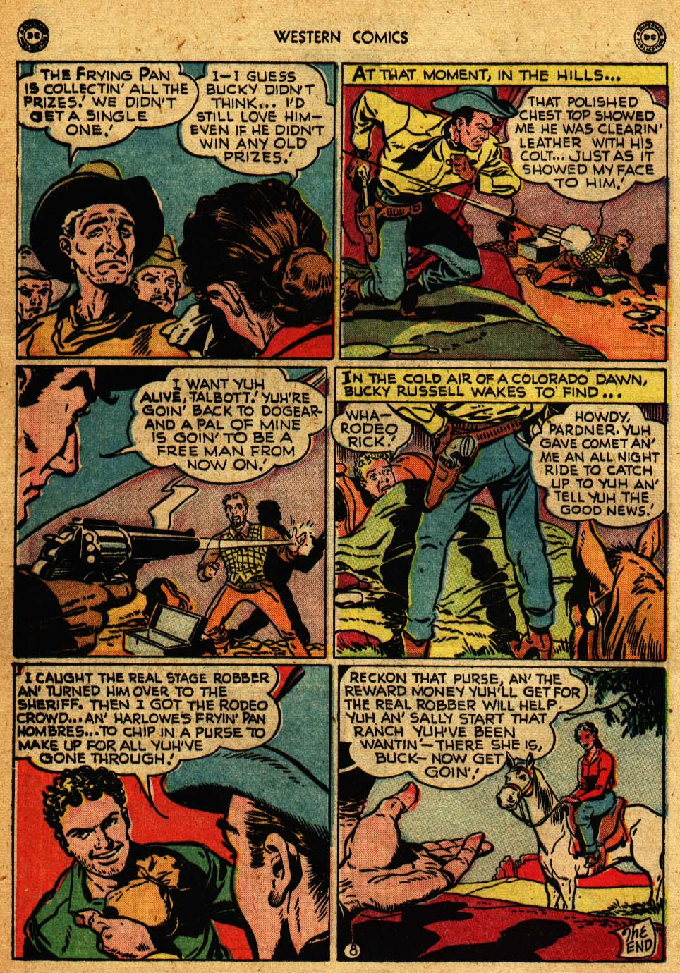 Western Comics issue 9 - Page 36