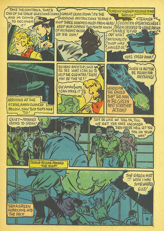 Read online Amazing Man Comics comic -  Issue #19 - 5
