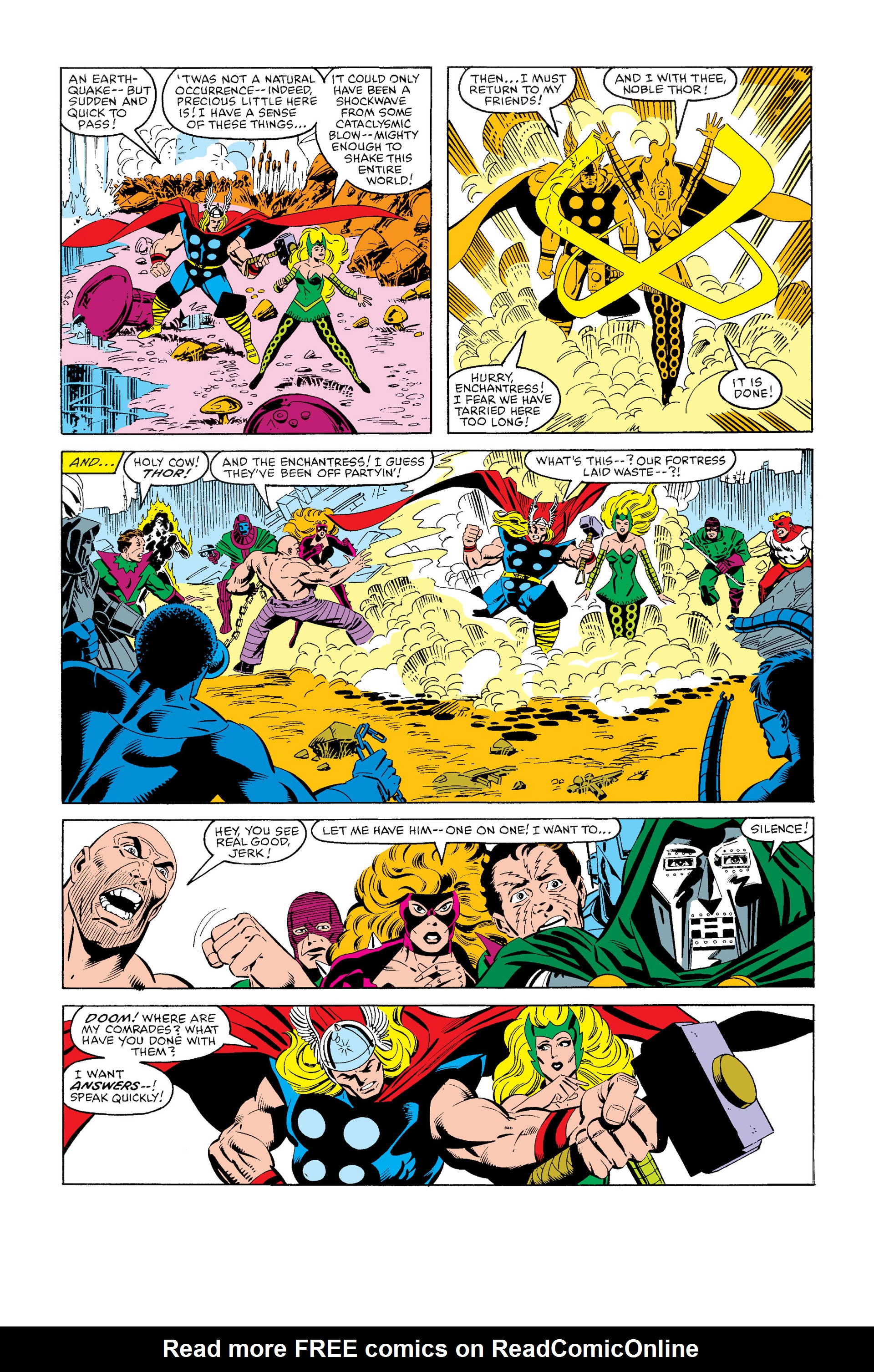 Read online Secret Wars (1985) comic -  Issue #4 - 9