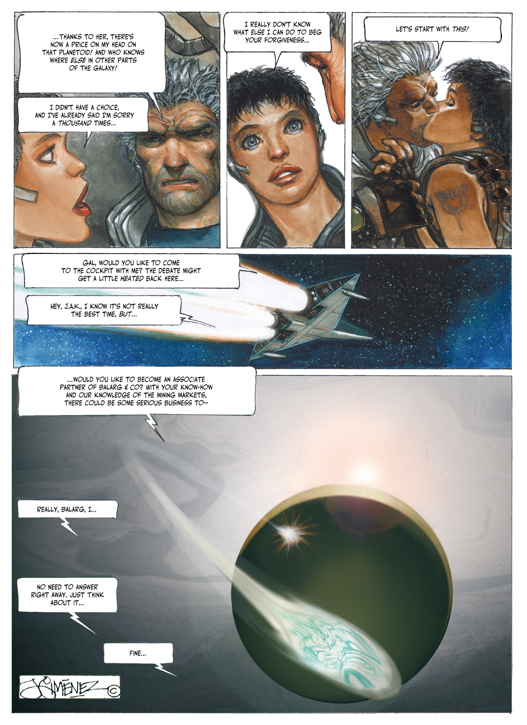 Read online The Fourth Power comic -  Issue #3 - 64
