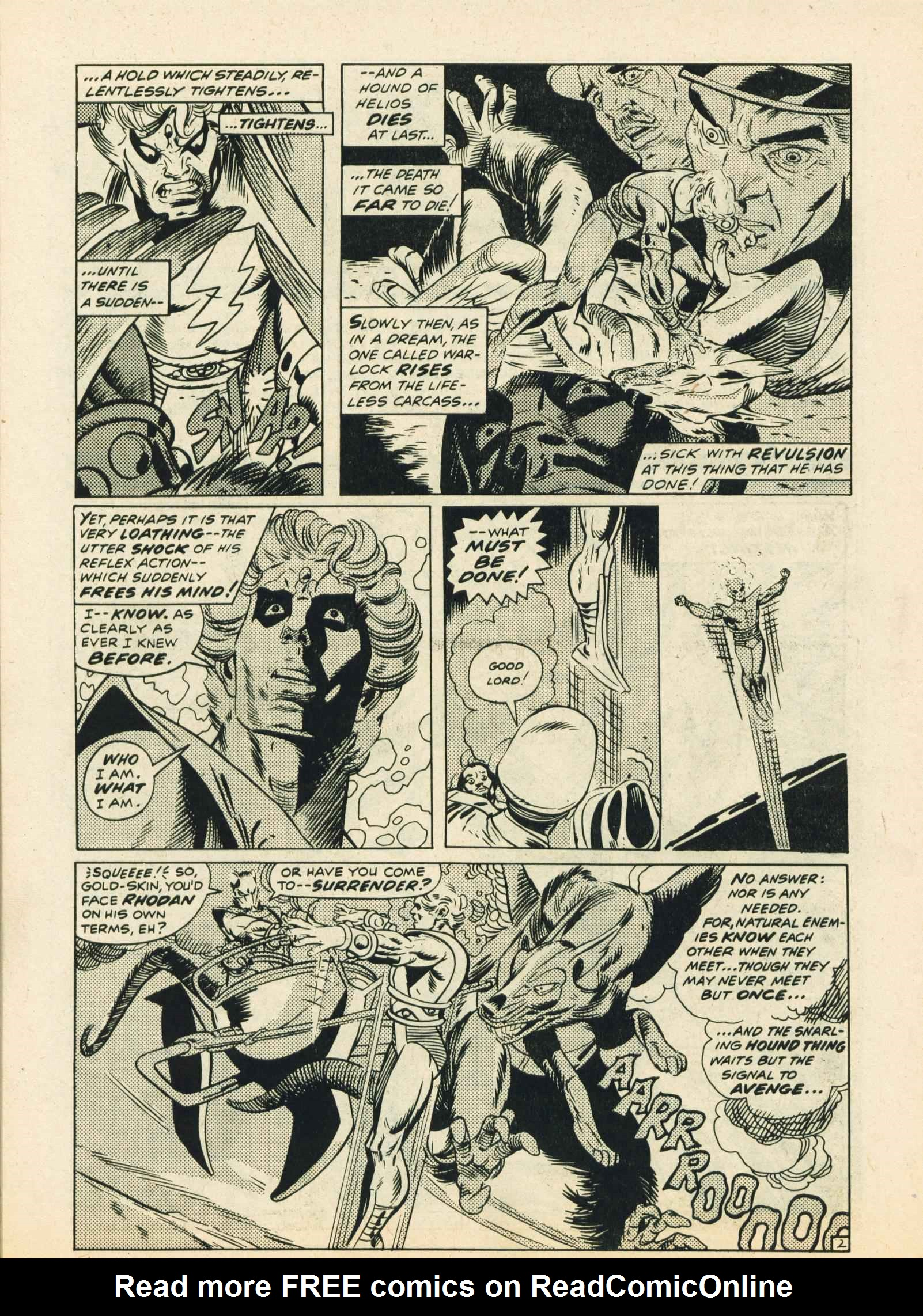 Read online Future Tense comic -  Issue #8 - 28