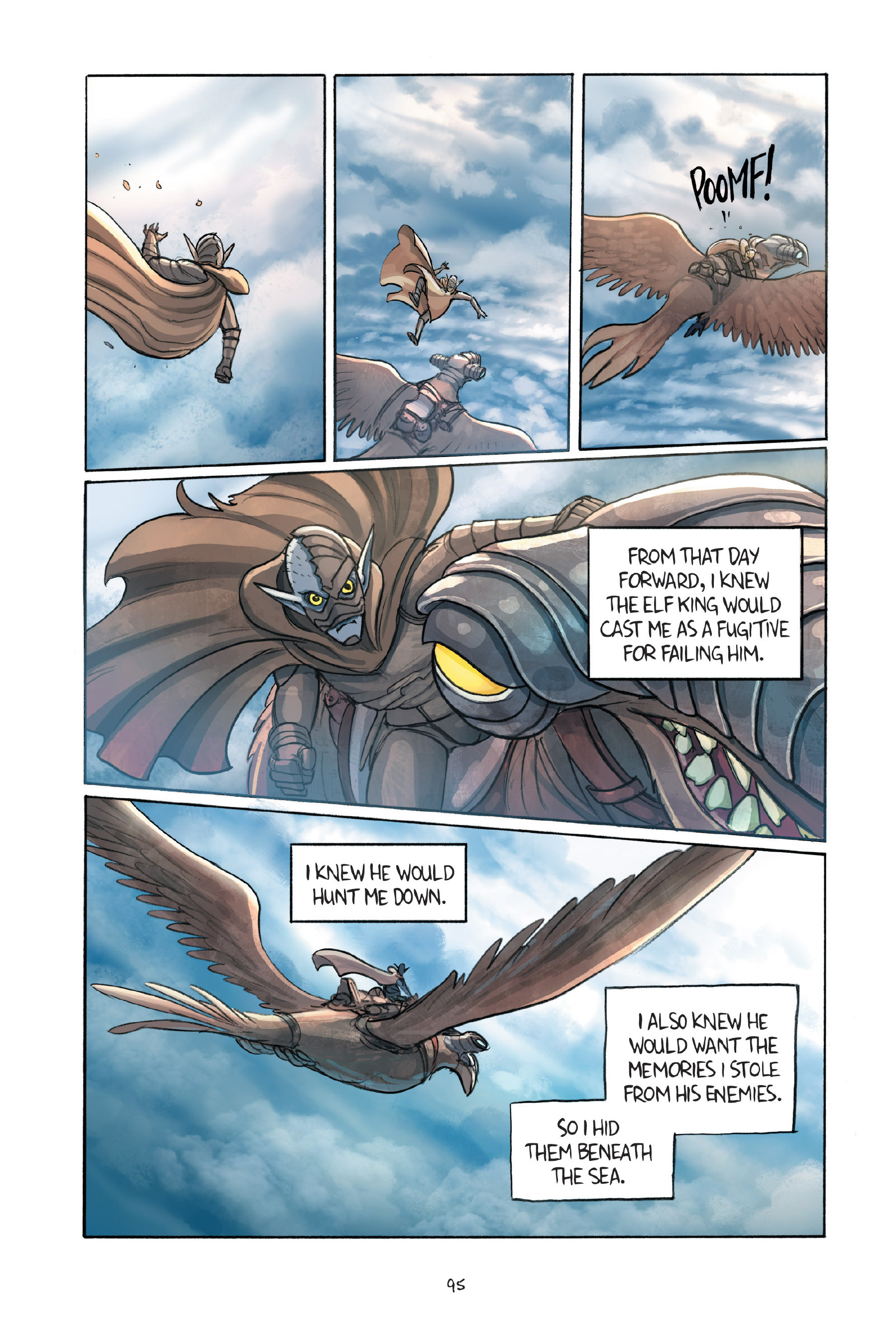 Read online Amulet comic -  Issue #7 - 96