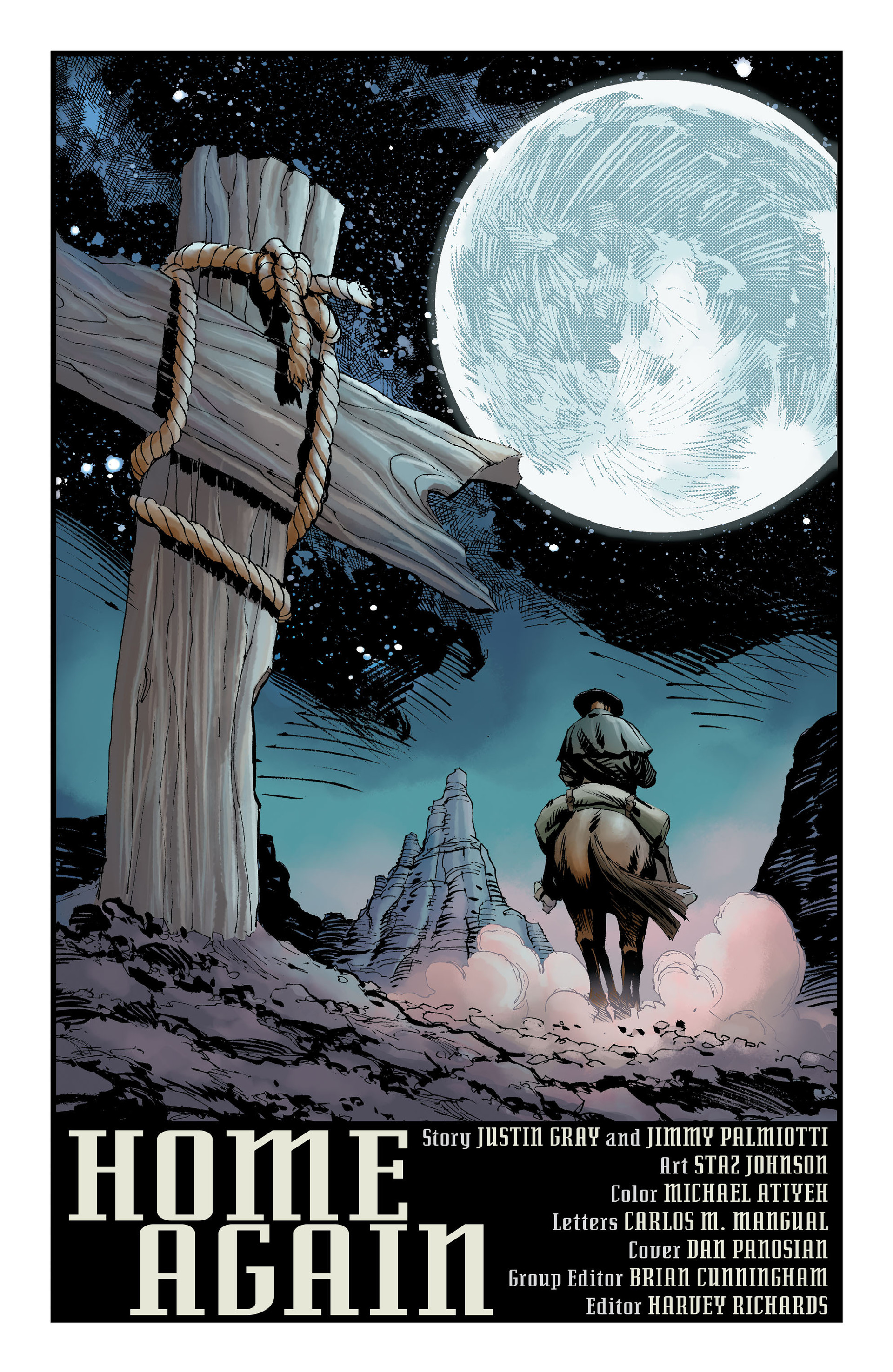 Read online All-Star Western (2011) comic -  Issue #30 - 3