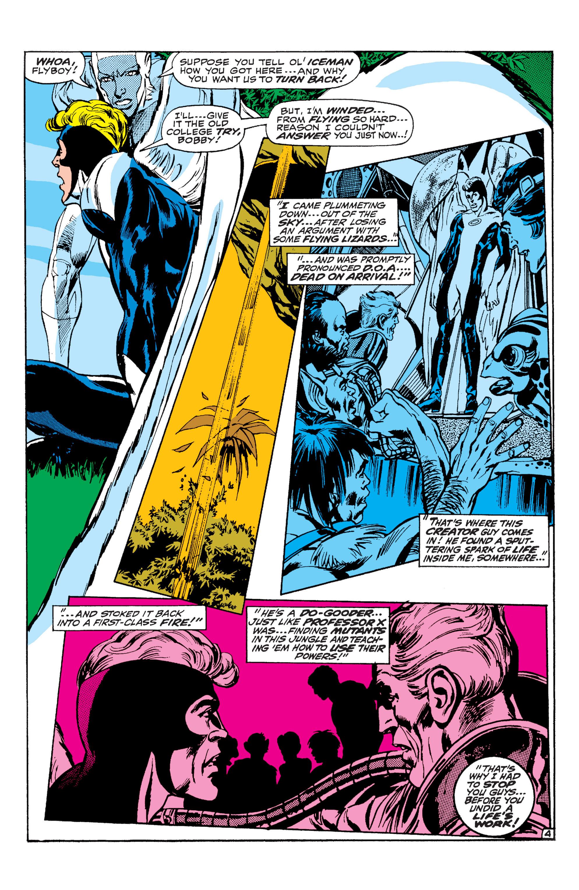 Read online Uncanny X-Men (1963) comic -  Issue #63 - 5