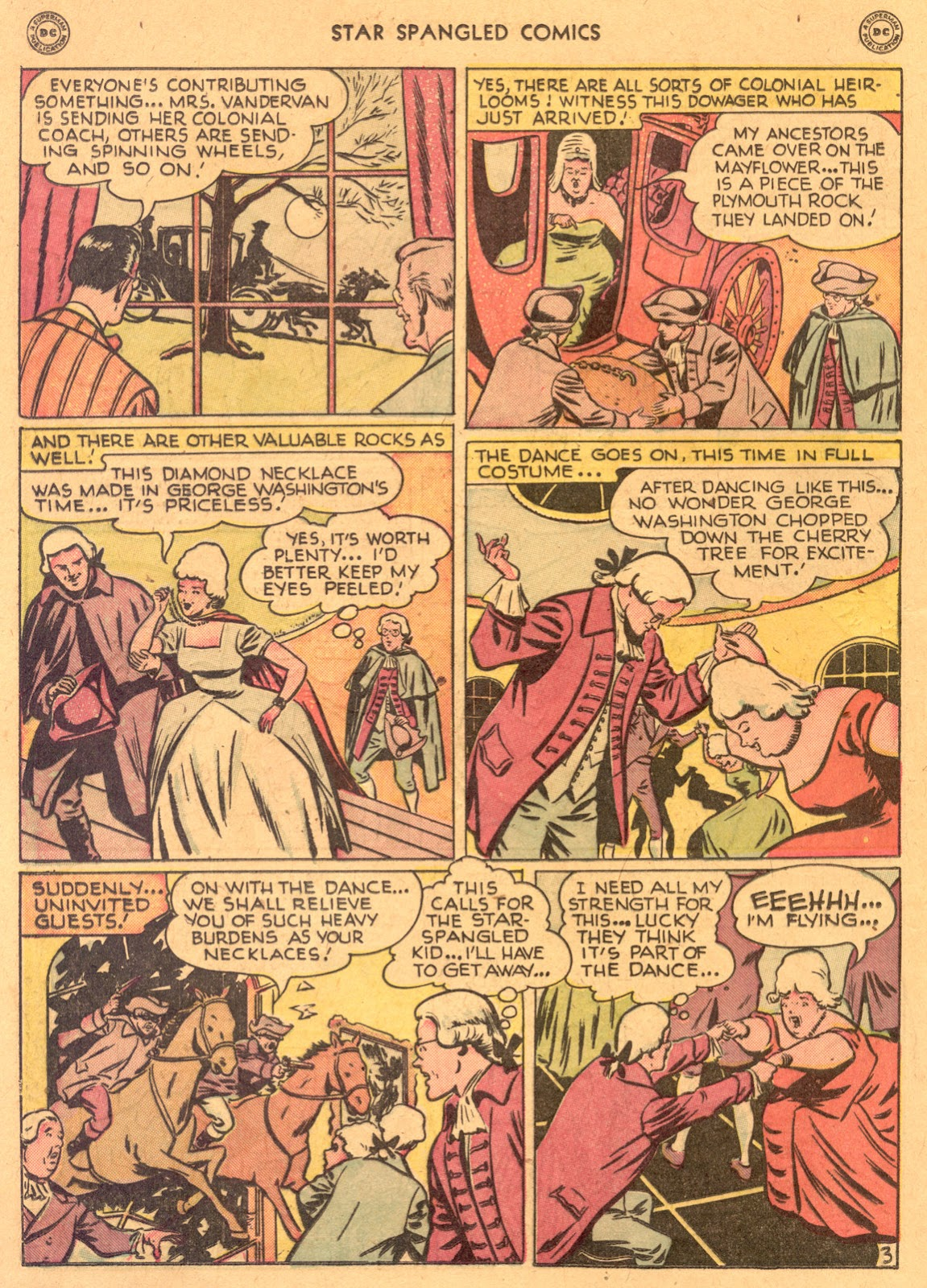 Star Spangled Comics (1941) issue 80 - Page 29