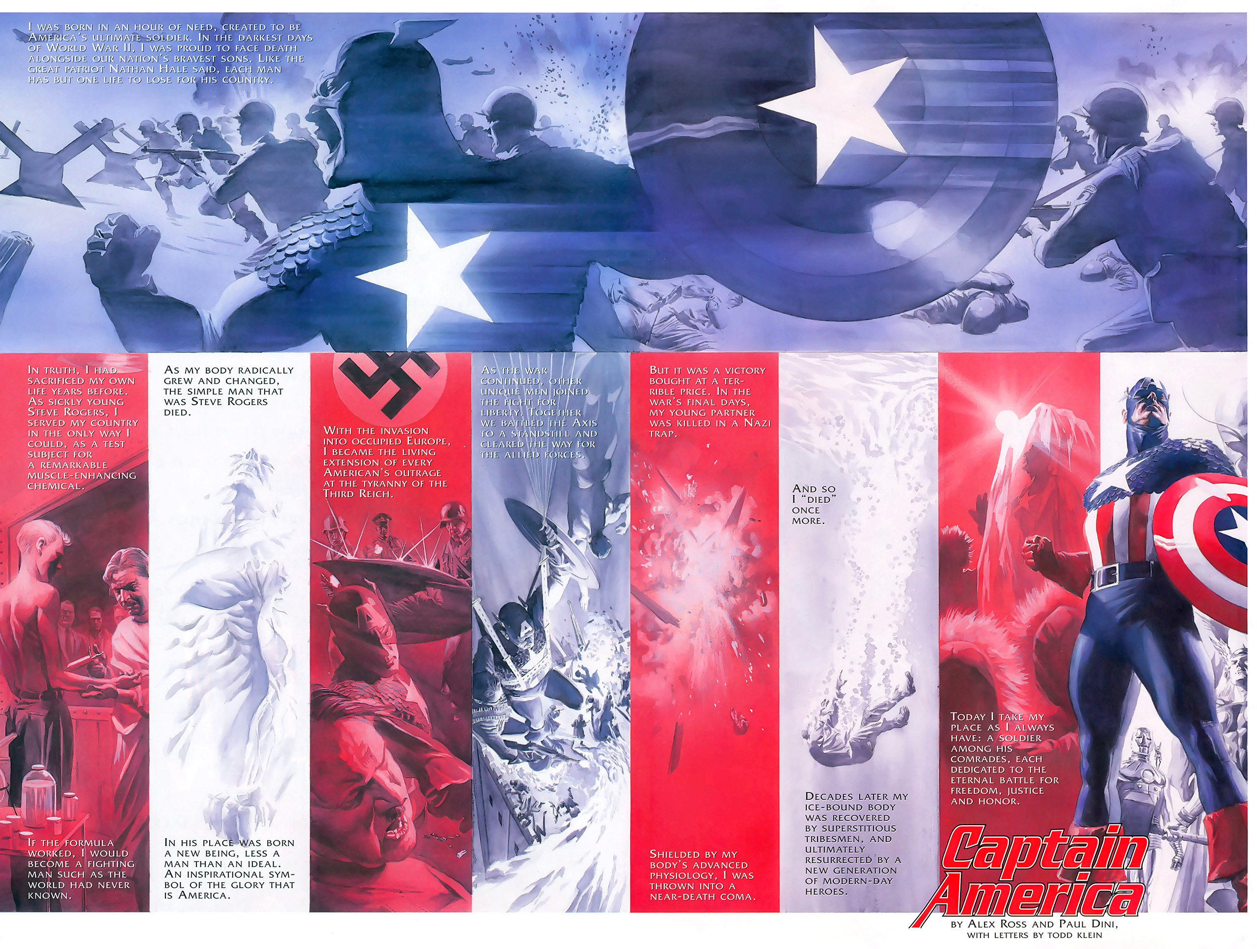 Captain America (1968) 600 Page 3
