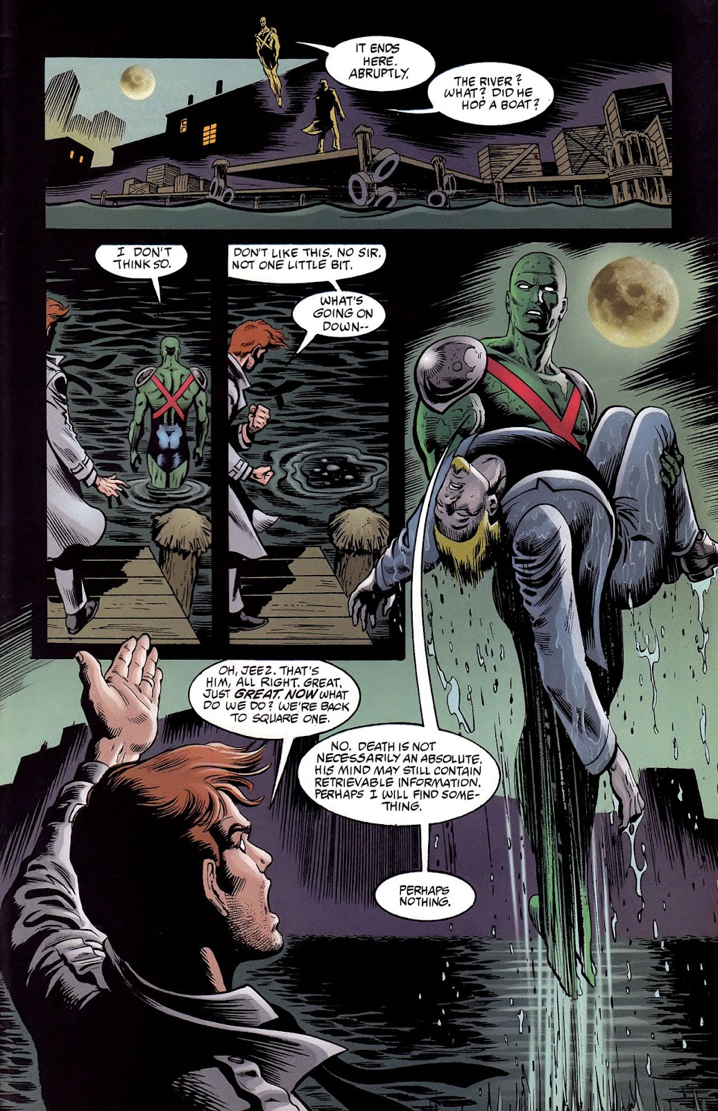 Read online Flashpoint (1999) comic -  Issue #2 - 18