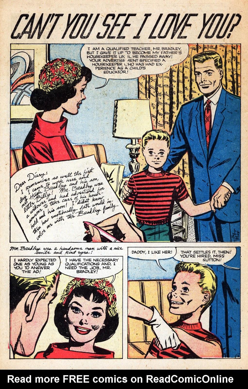 Love Romances (1949) issue 83 - Page 10