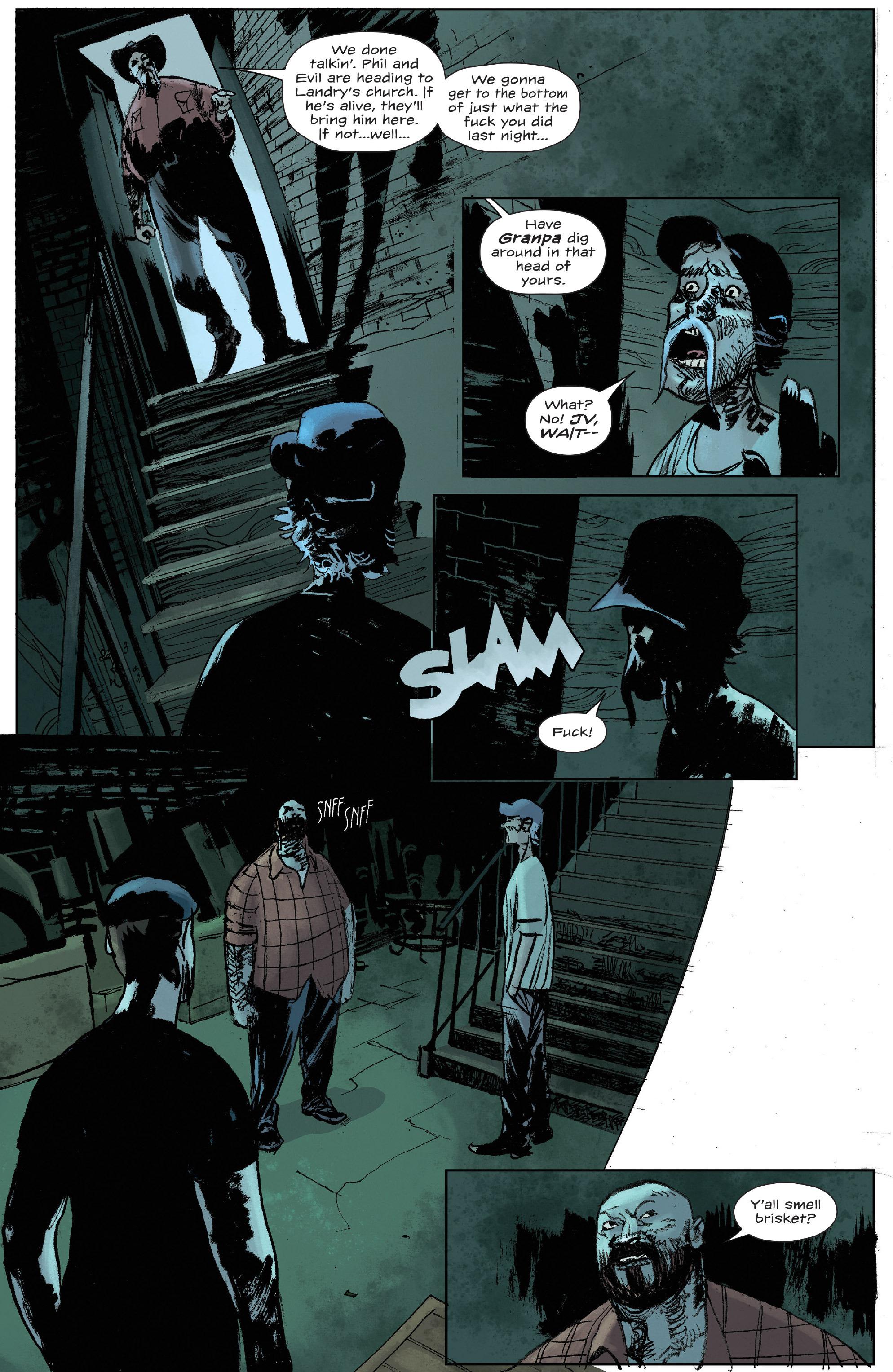 Read online Redneck comic -  Issue #2 - 11