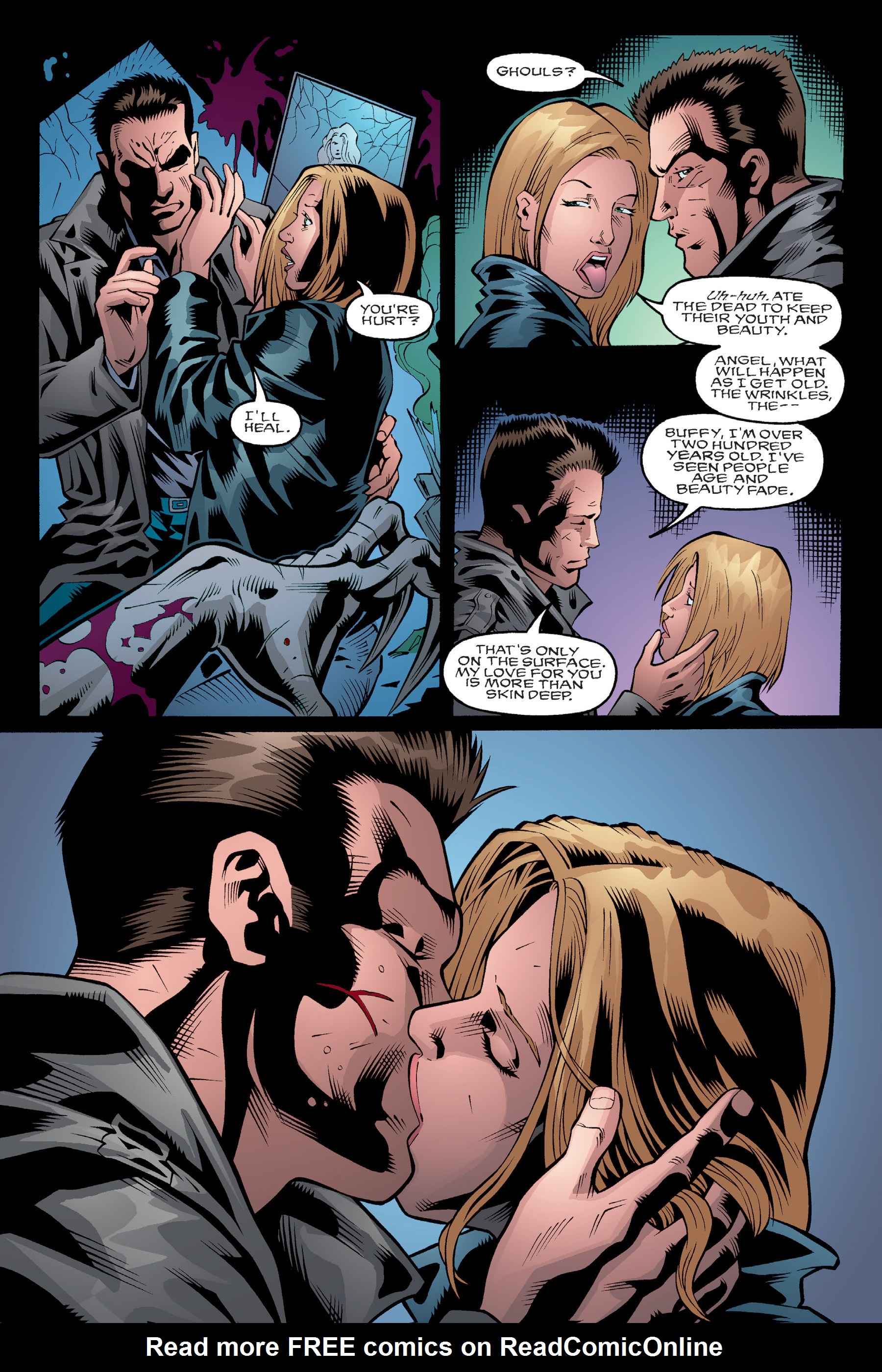 Read online Buffy the Vampire Slayer: Omnibus comic -  Issue # TPB 4 - 52
