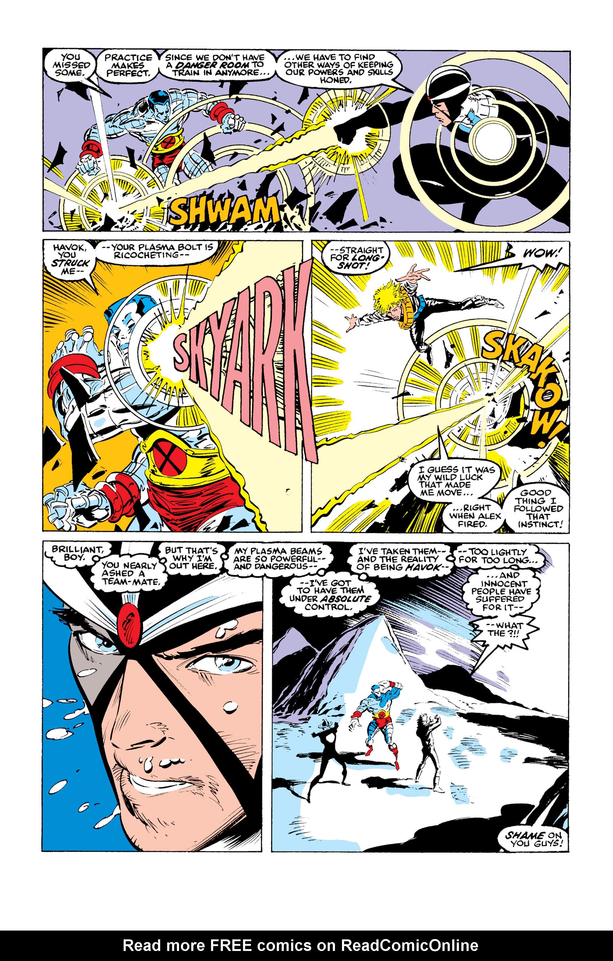 Read online Uncanny X-Men (1963) comic -  Issue #246 - 12