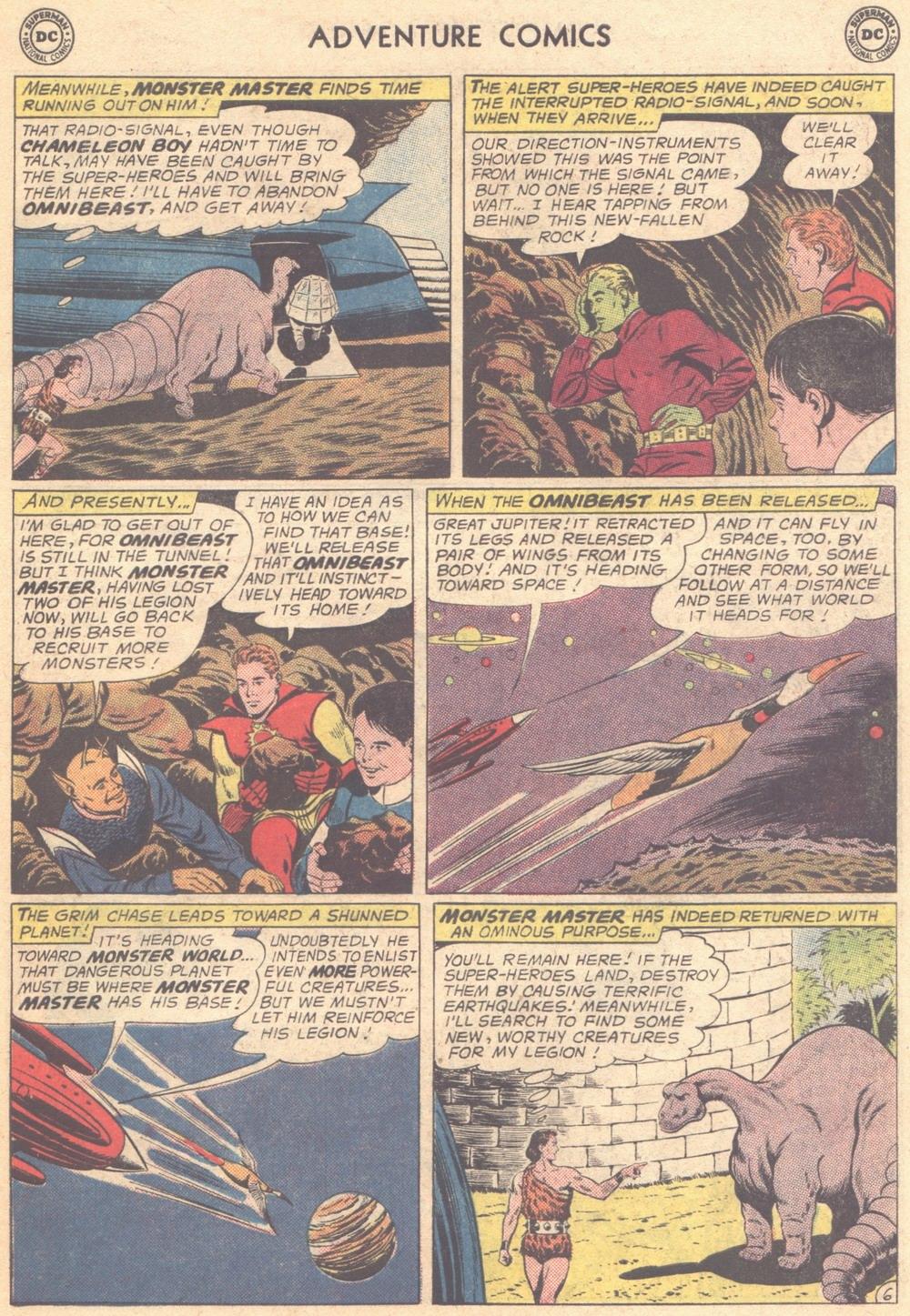 Read online Adventure Comics (1938) comic -  Issue #309 - 18