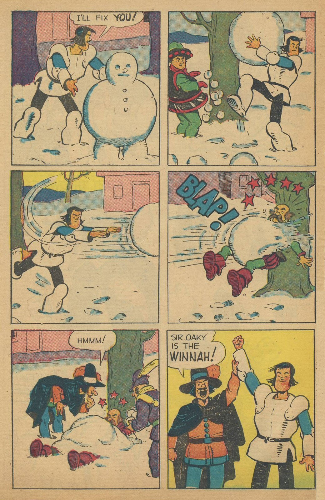 Read online Famous Funnies comic -  Issue #150 - 44