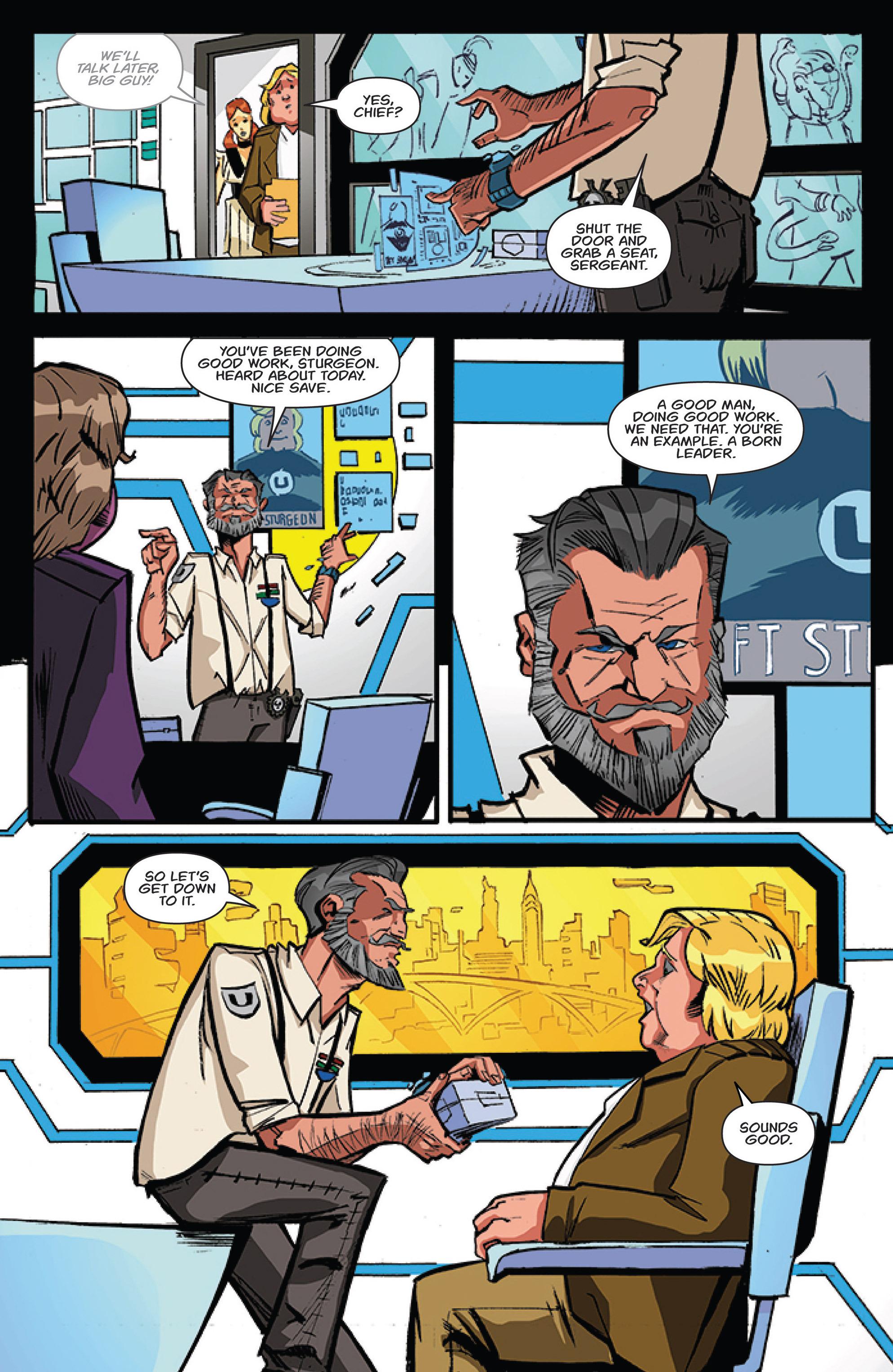 Read online Shutter comic -  Issue #23 - 23