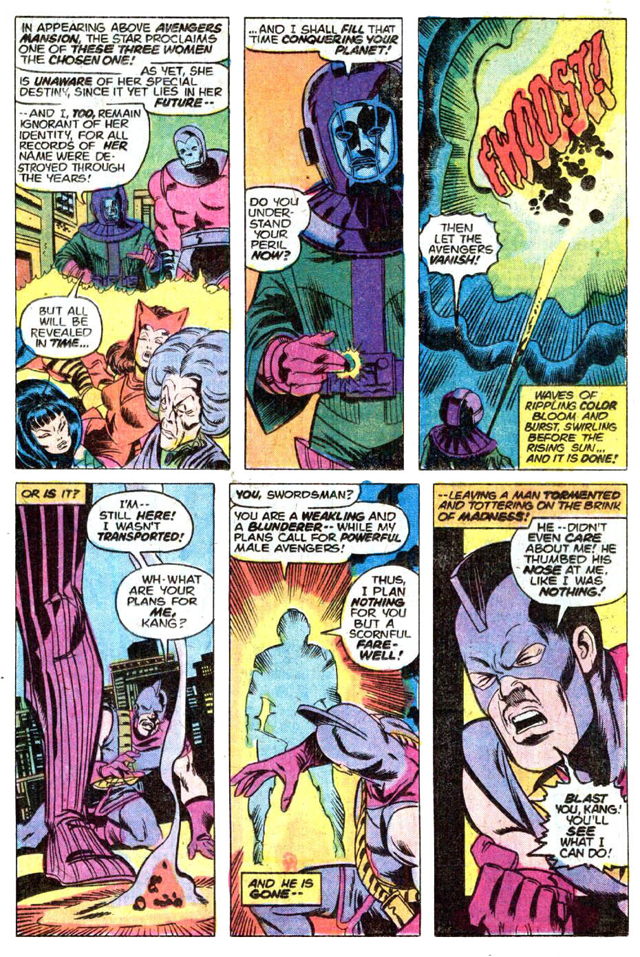 The Avengers (1963) 129 Page 6