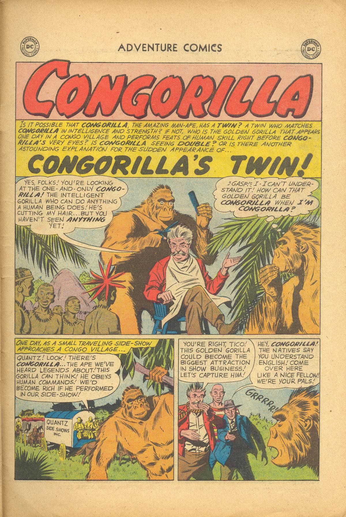 Read online Adventure Comics (1938) comic -  Issue #273 - 27