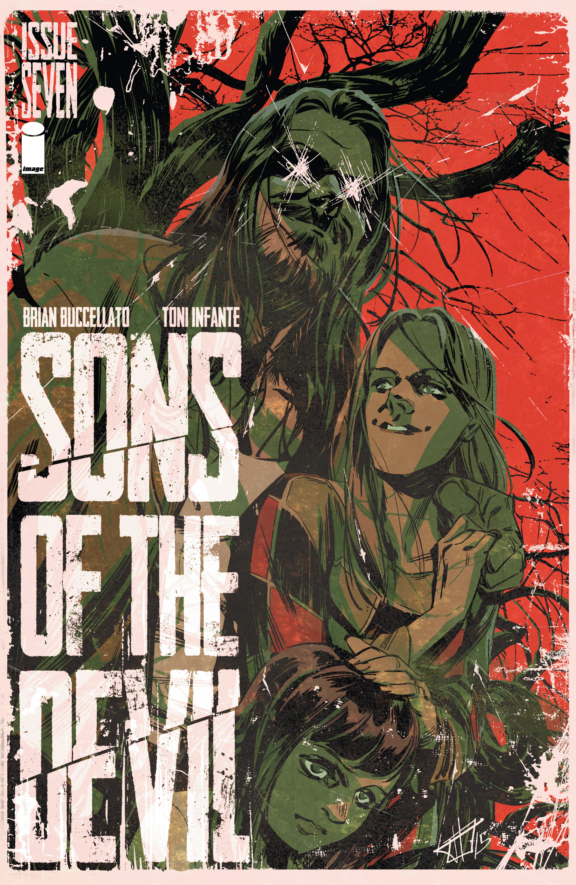 Read online Sons of the Devil comic -  Issue #7 - 1