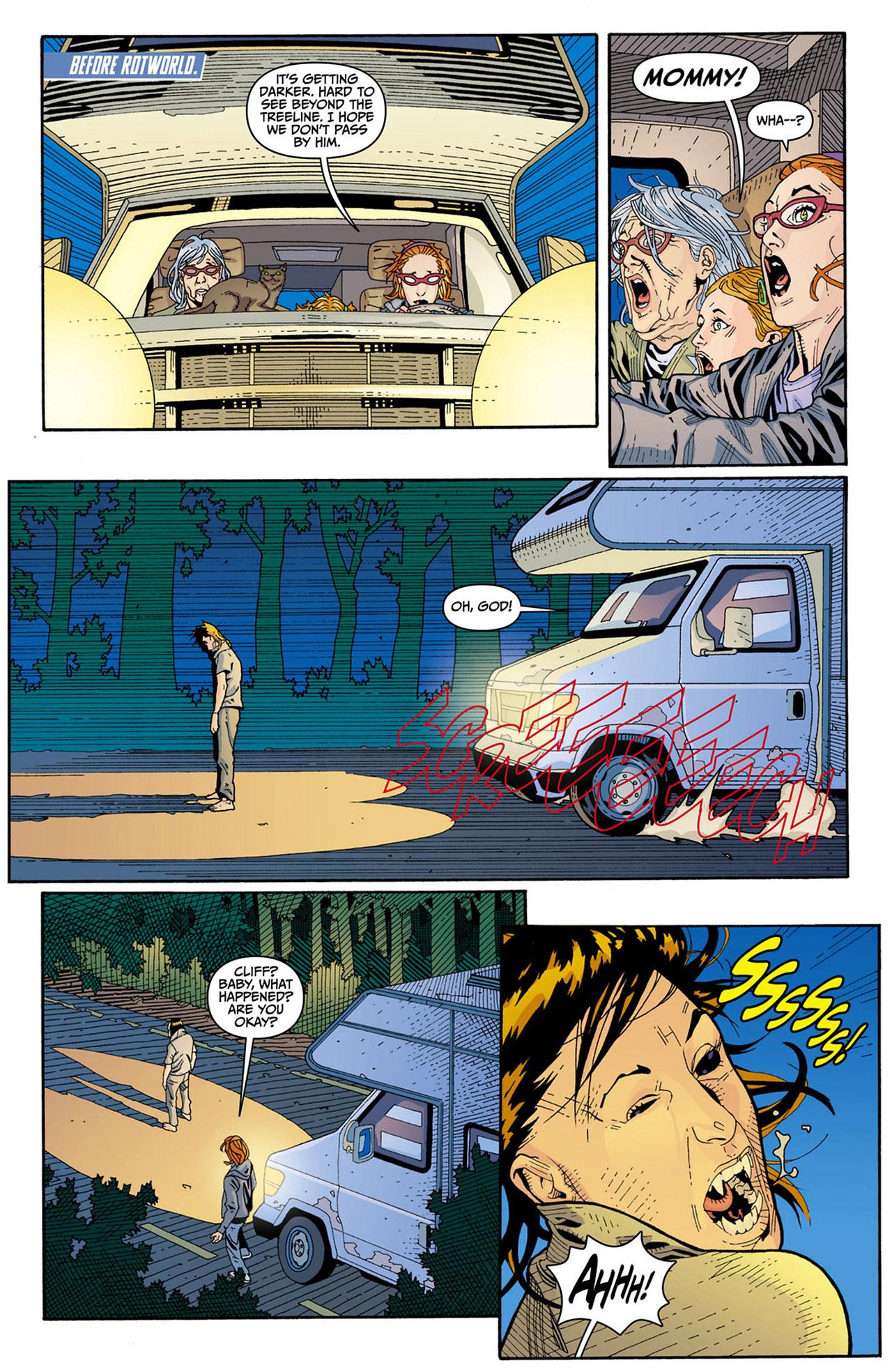 Read online Animal Man (2011) comic -  Issue #13 - 14