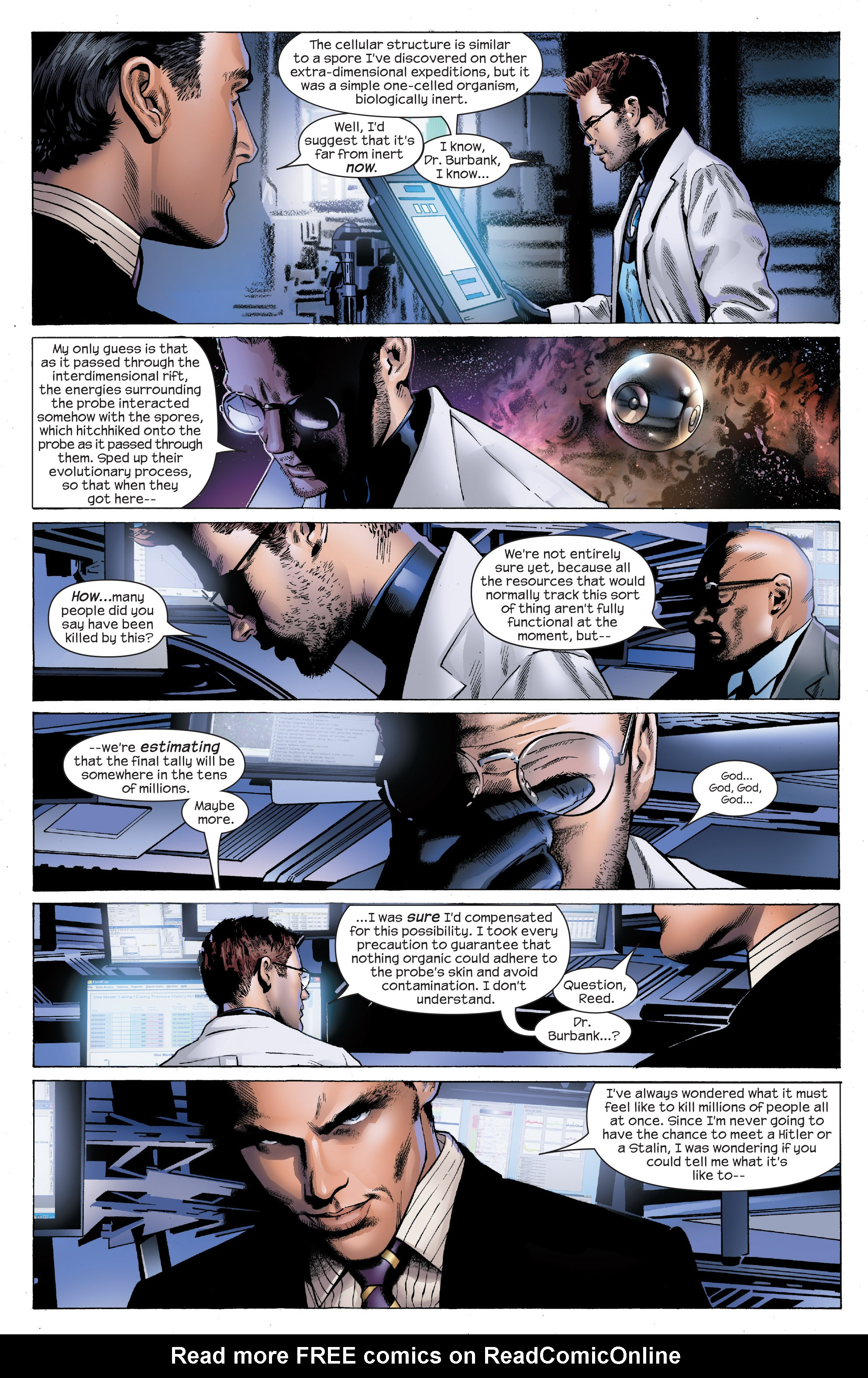 Read online Ultimate Power comic -  Issue #4 - 13