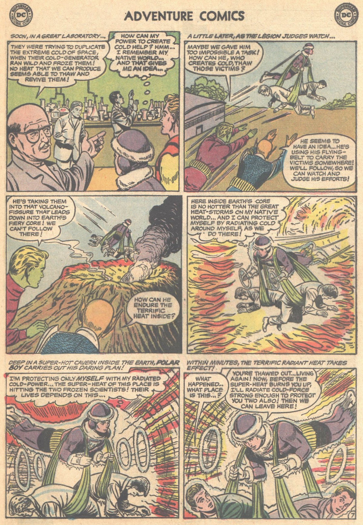 Read online Adventure Comics (1938) comic -  Issue #501 - 88