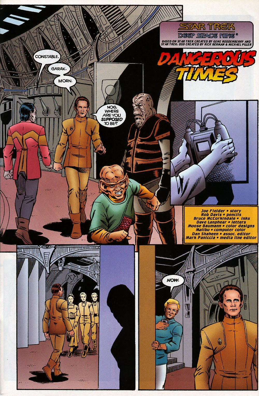 Read online Star Trek: Deep Space Nine (1993) comic -  Issue # _Special 1 - 42