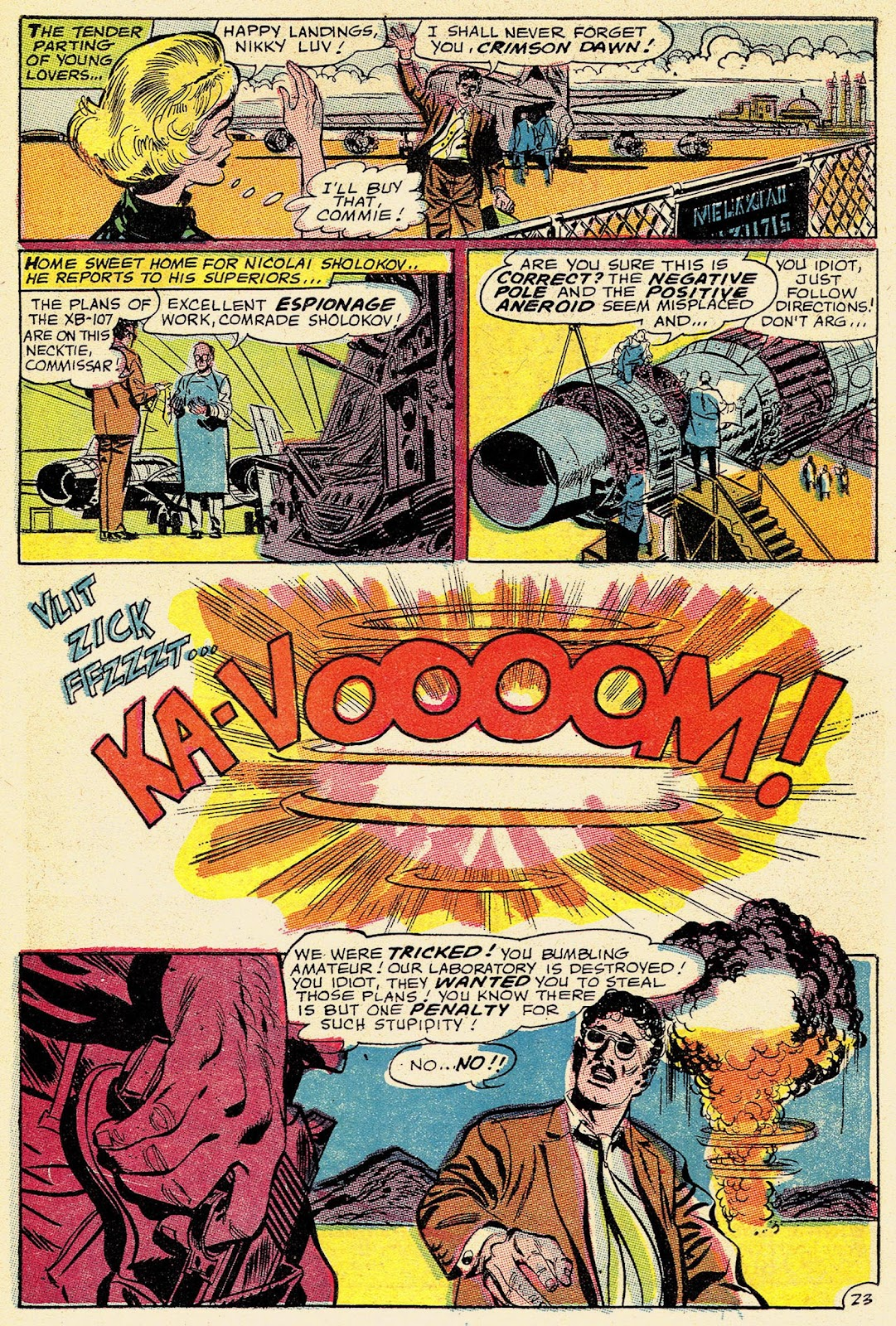 Secret Six (1968) issue 2 - Page 31