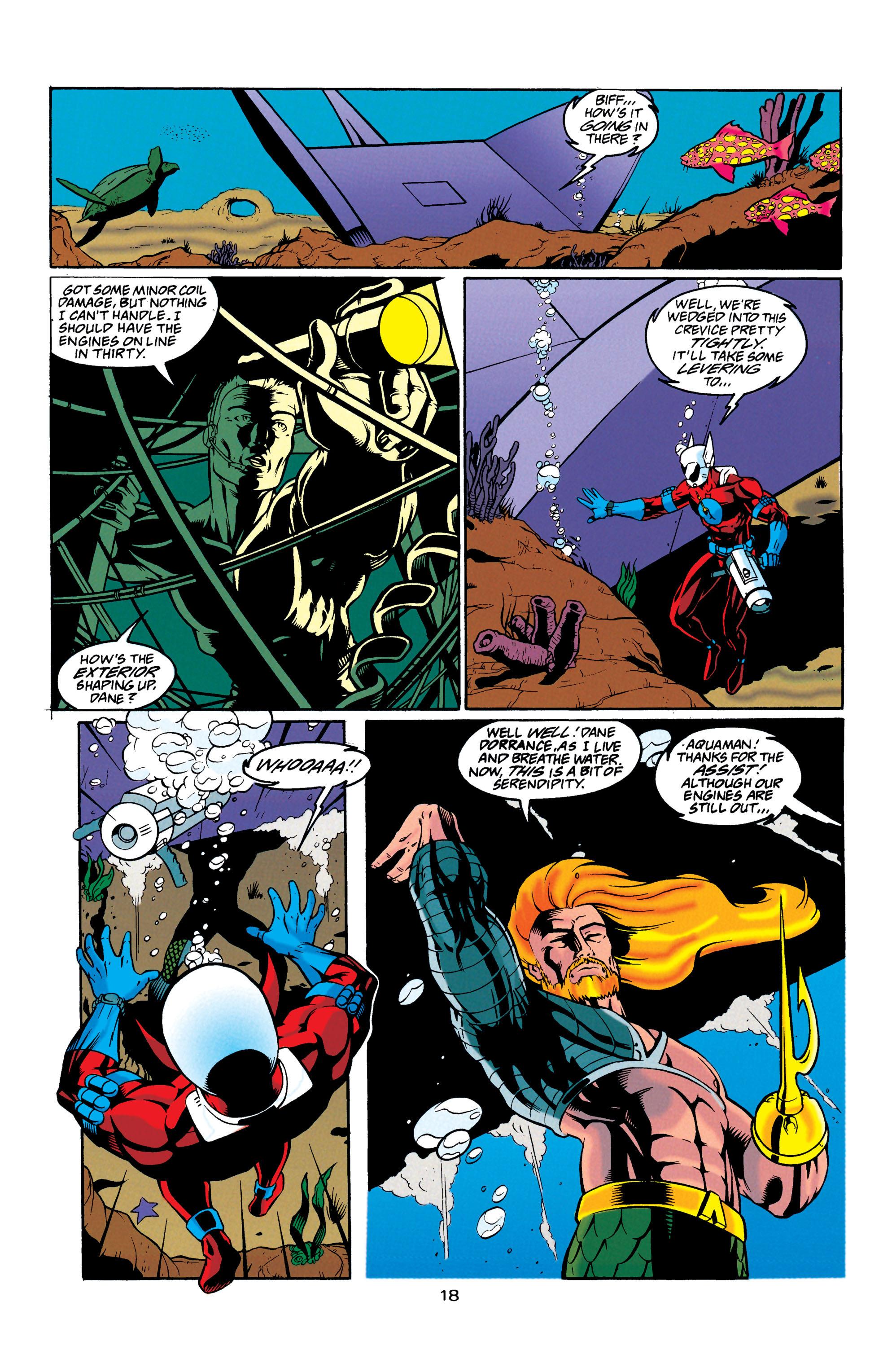Read online Aquaman (1994) comic -  Issue #23 - 18