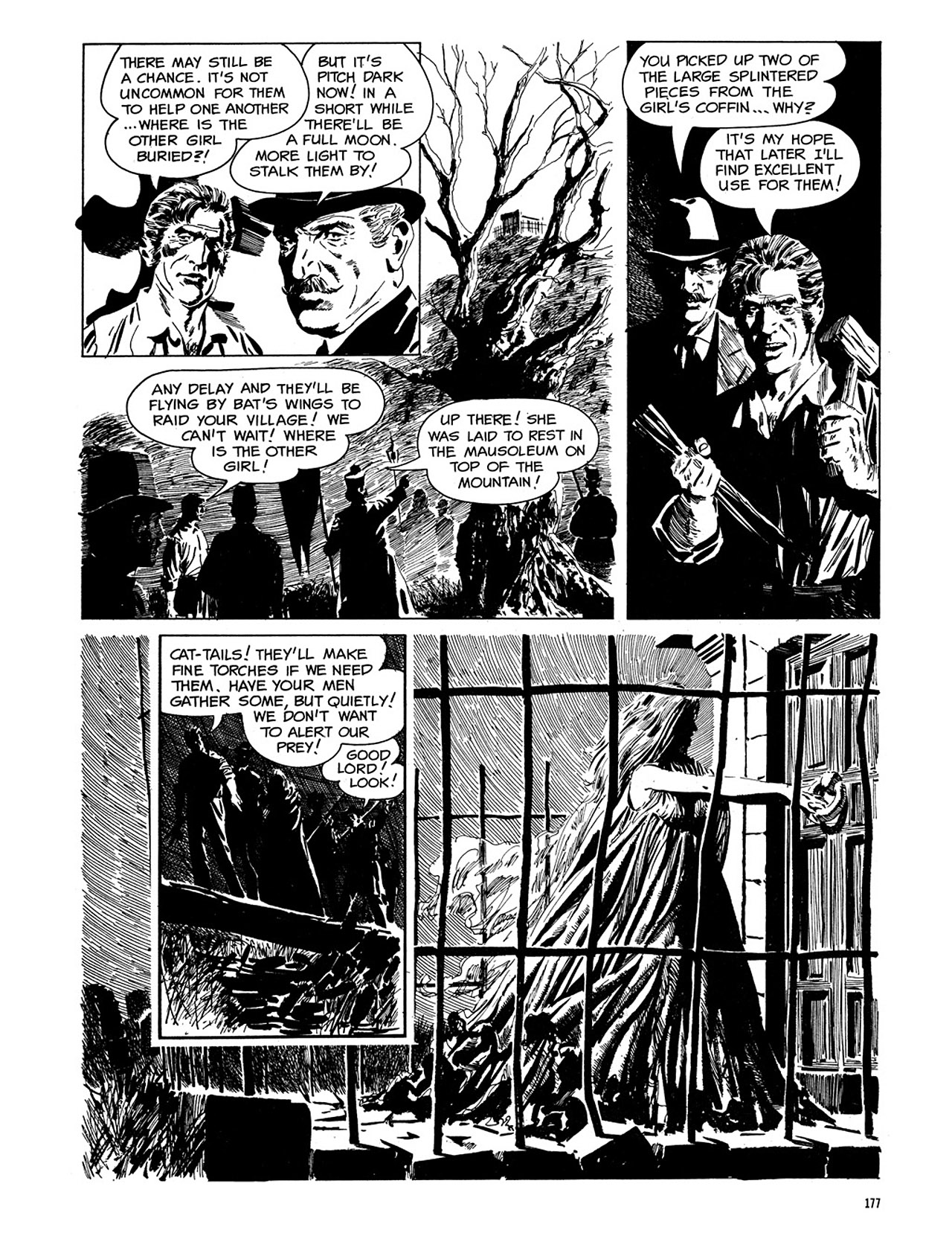 Read online Eerie Archives comic -  Issue # TPB 3 - 178